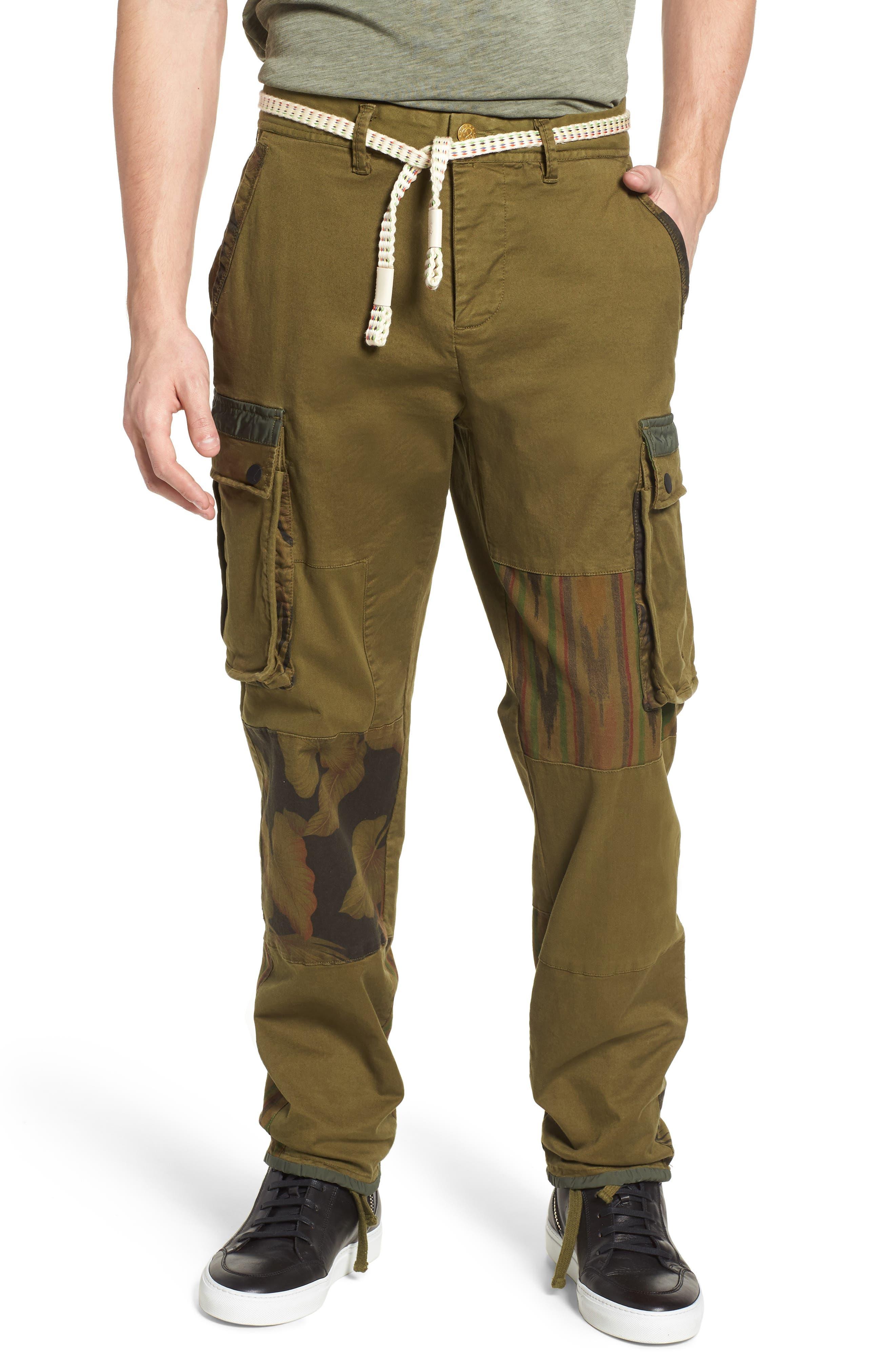 Alternate Image 1 Selected - Scotch & Soda Utility Pants