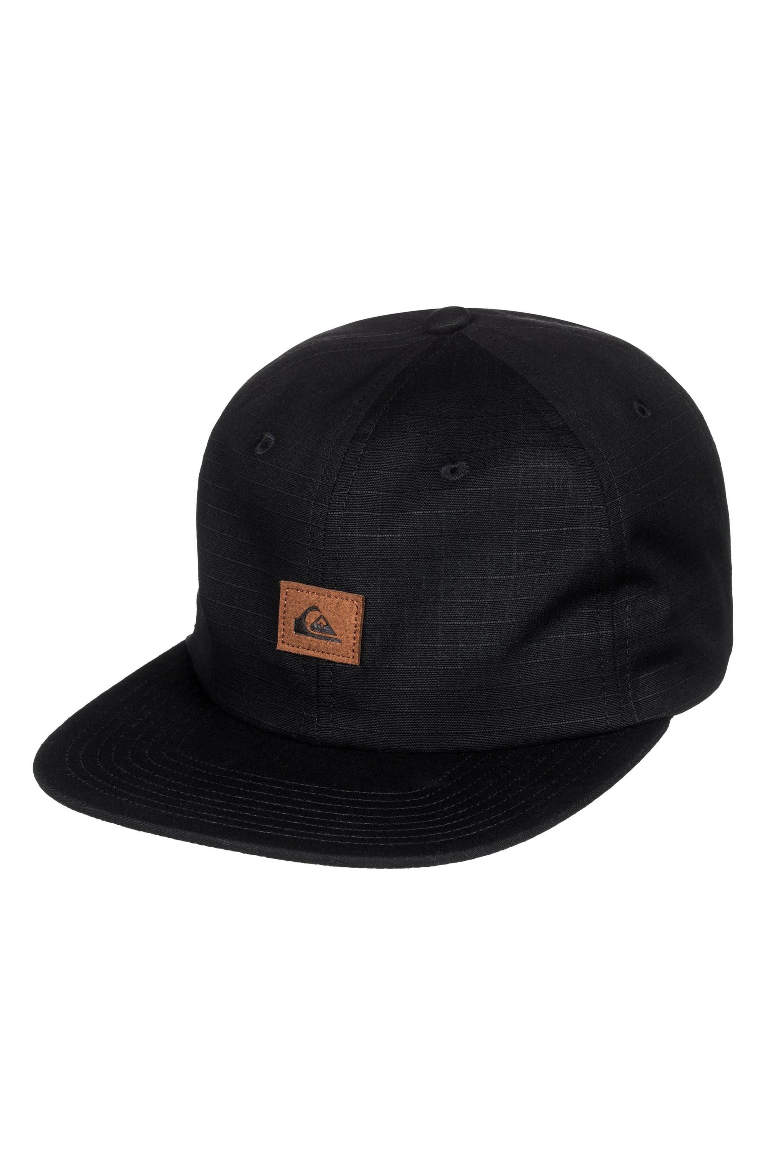 Cascades Ripstop Cap,                         Main,                         color, Black