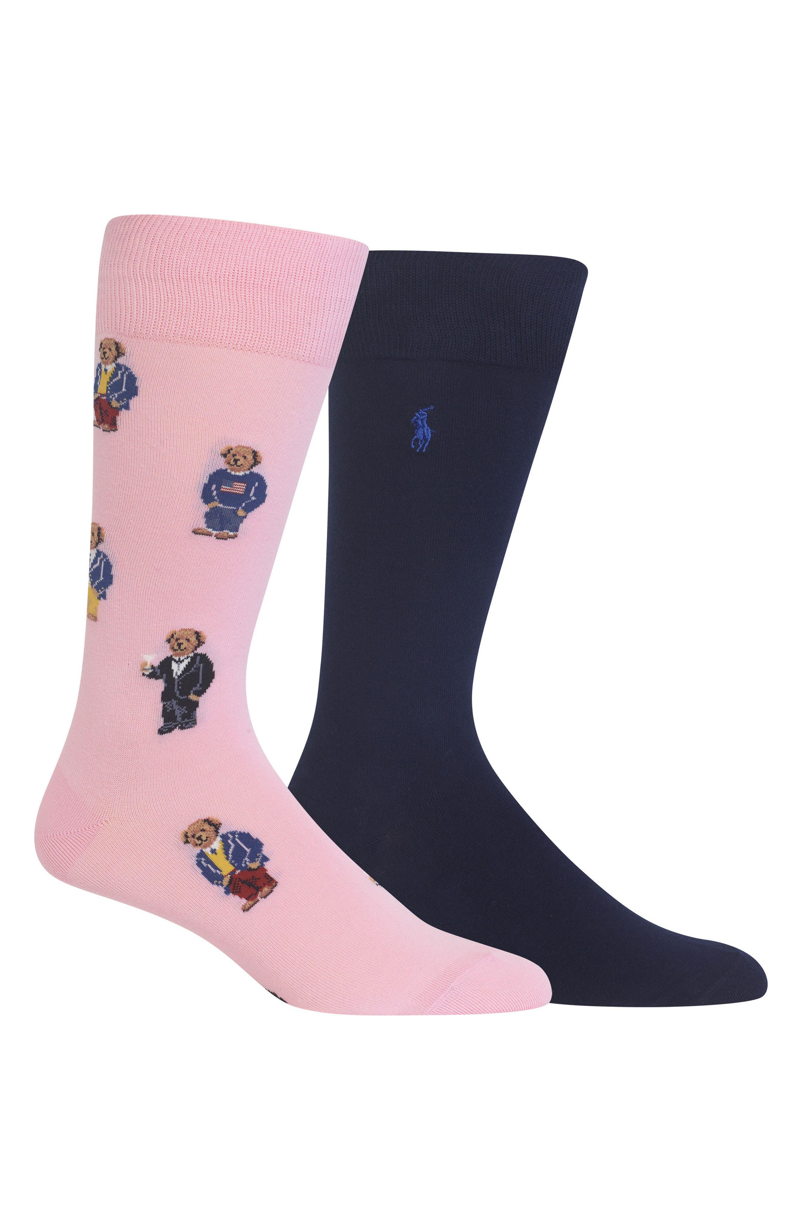 Ralph Lauren 2-Pack Socks