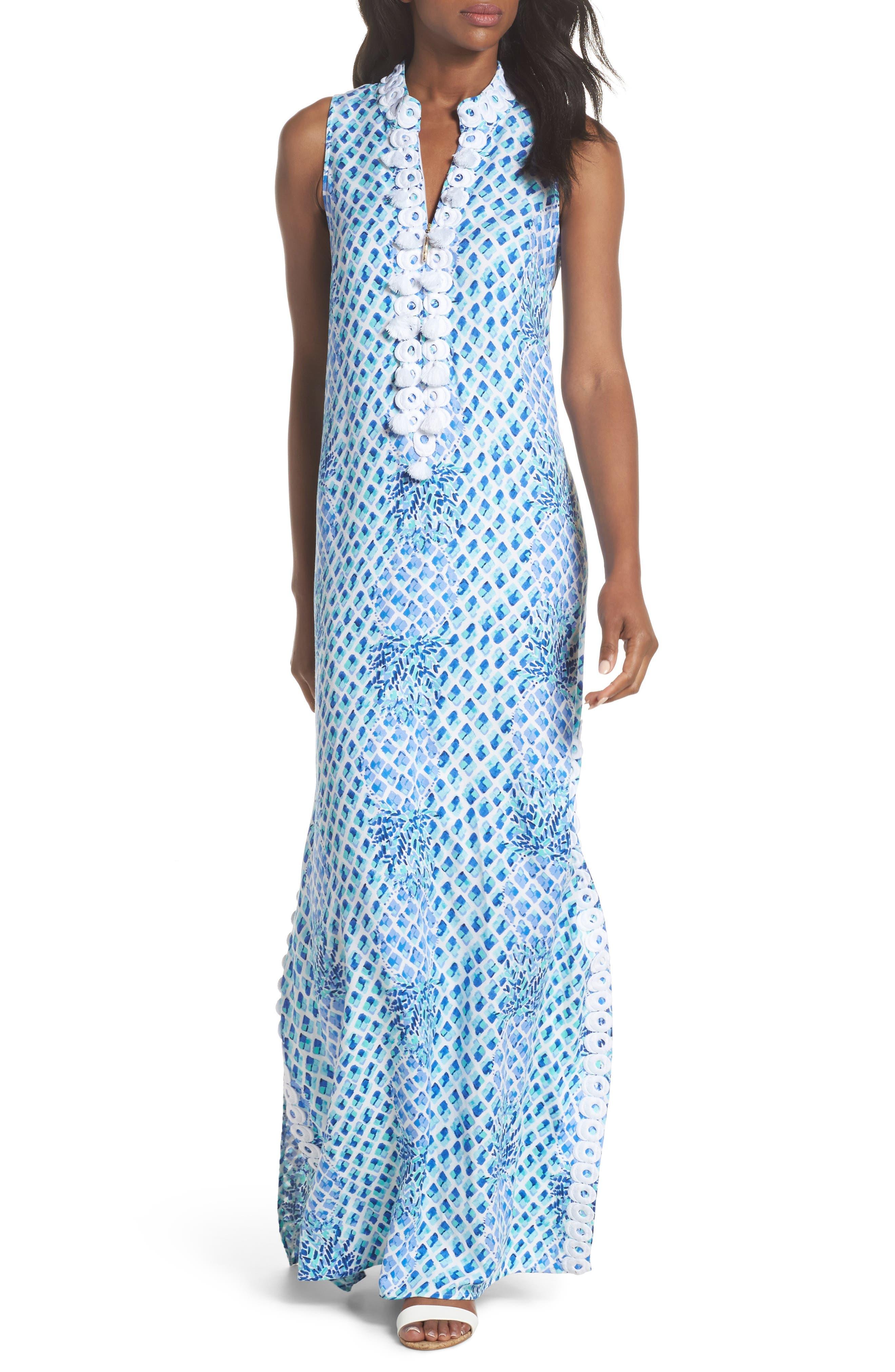 Main Image - Lilly Pulitzer® Jane Maxi Dress