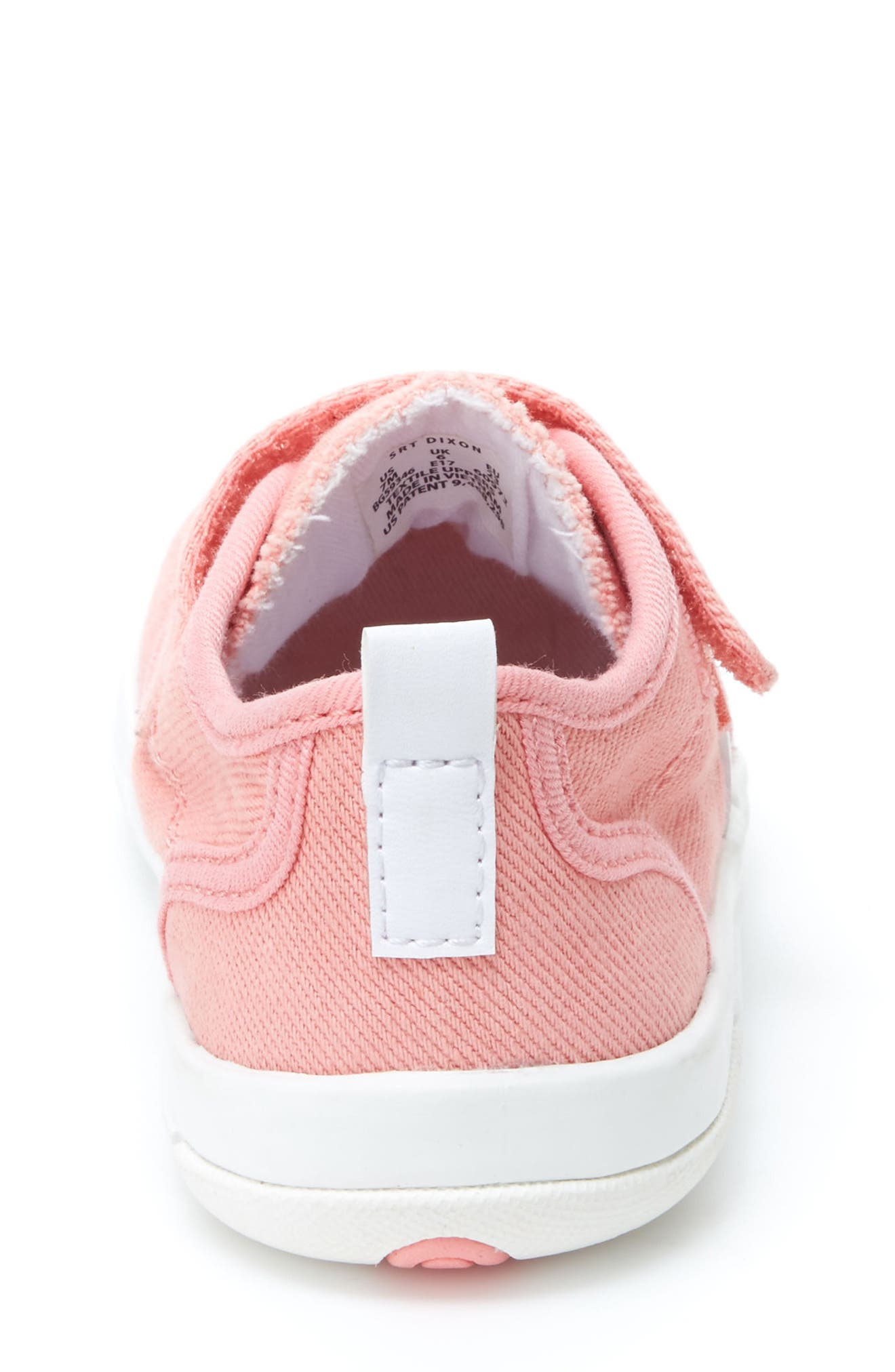 Dixon Sneaker,                             Alternate thumbnail 2, color,                             Pink