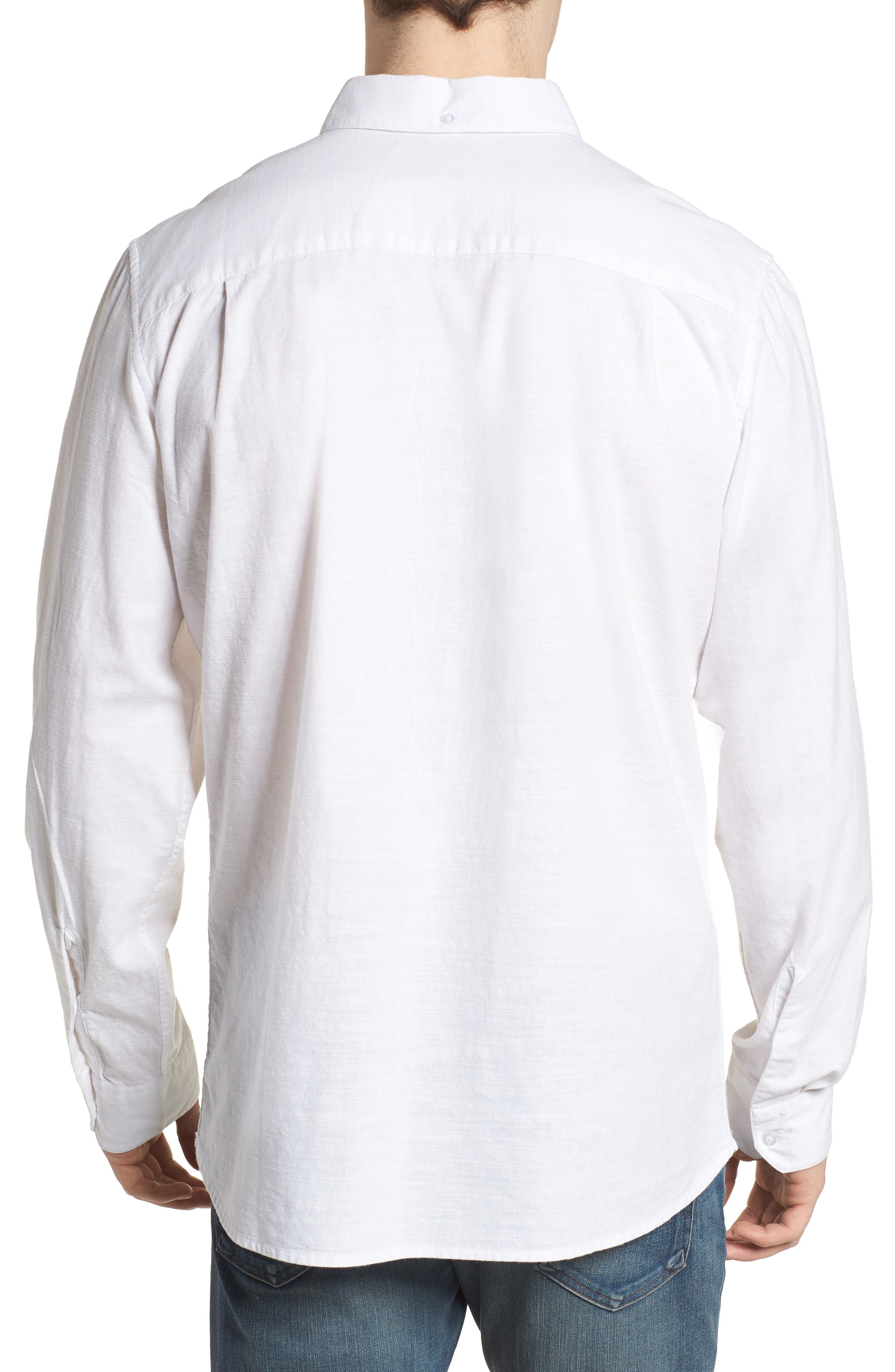 Alternate Image 3  - Hurley One & Only 2.0 Woven Shirt