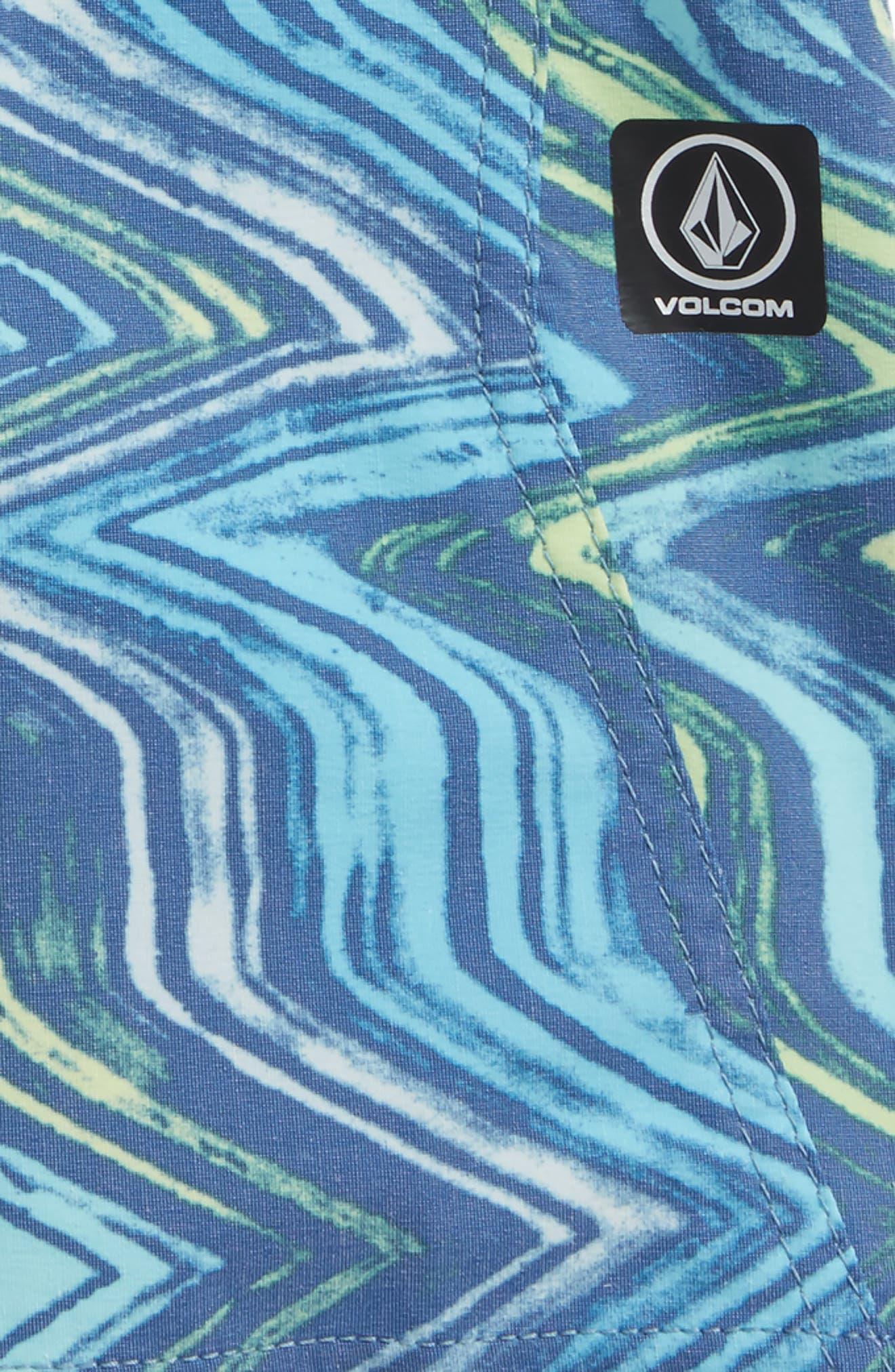Lo-Fi Board Shorts,                             Alternate thumbnail 2, color,                             Camper Blue