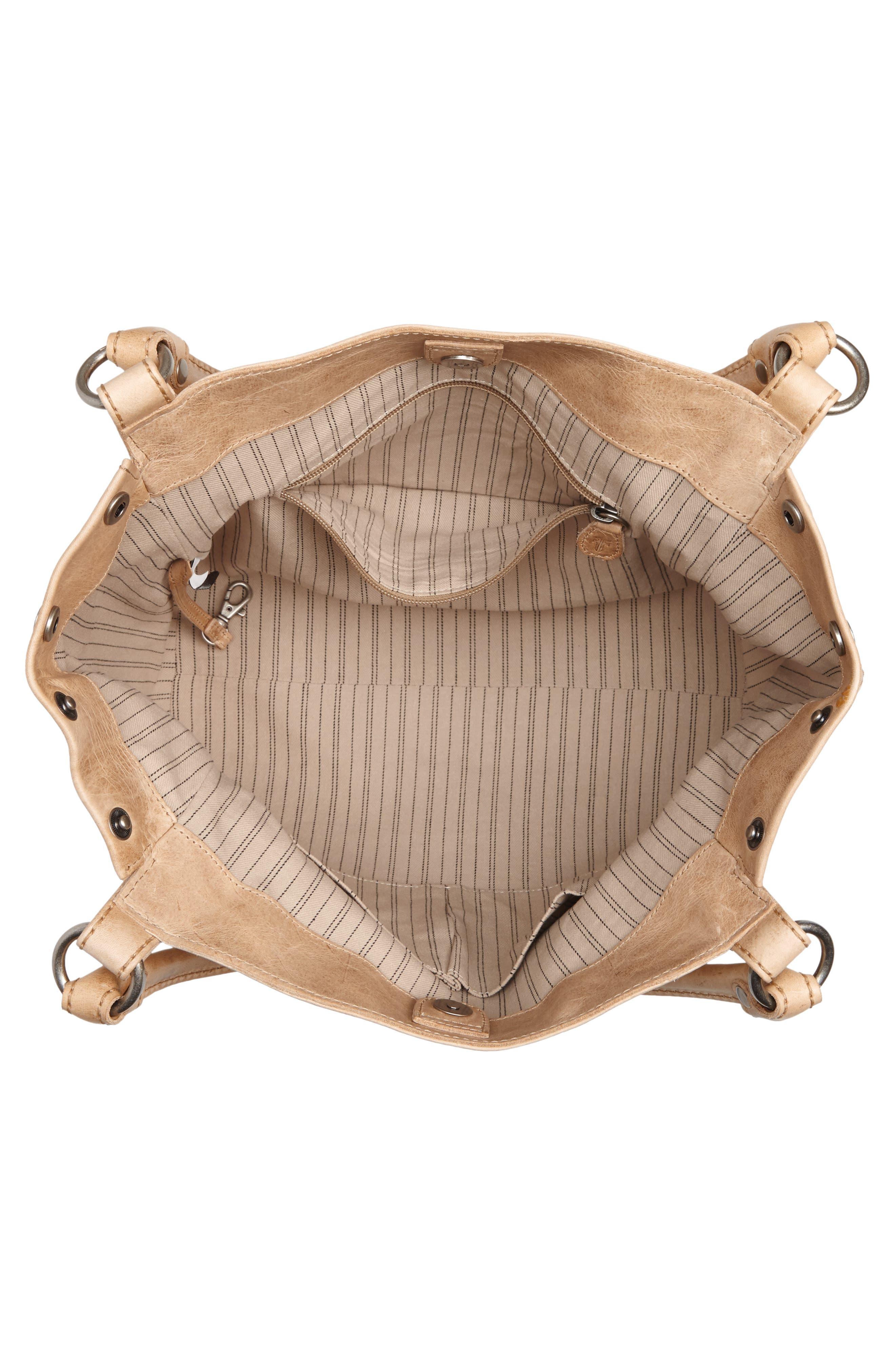 Alternate Image 4  - Frye Melissa Leather Shoulder Bag