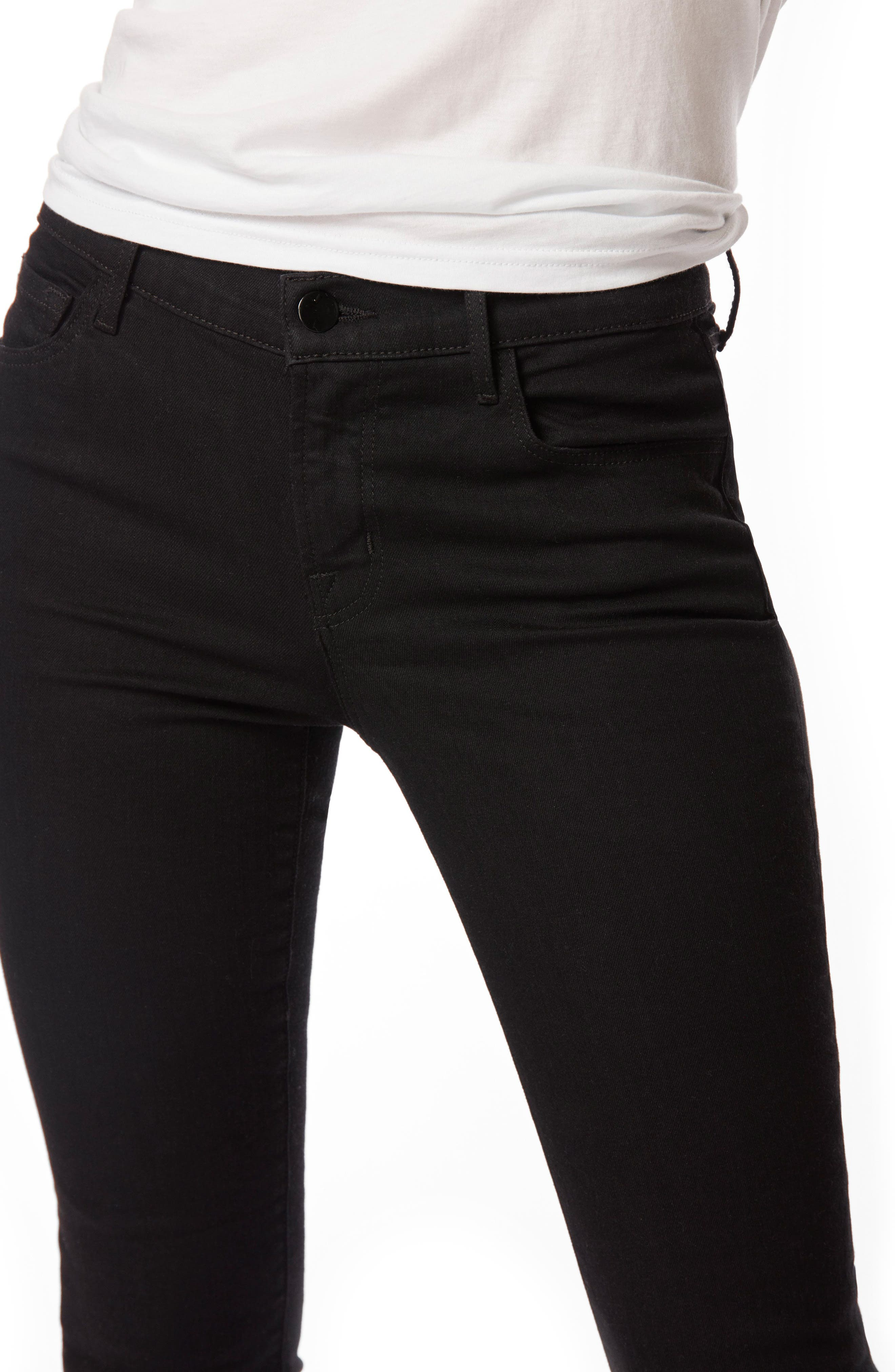 Alternate Image 4  - J Brand '811' Mid Rise Skinny Jeans (Photo Ready Vanity)