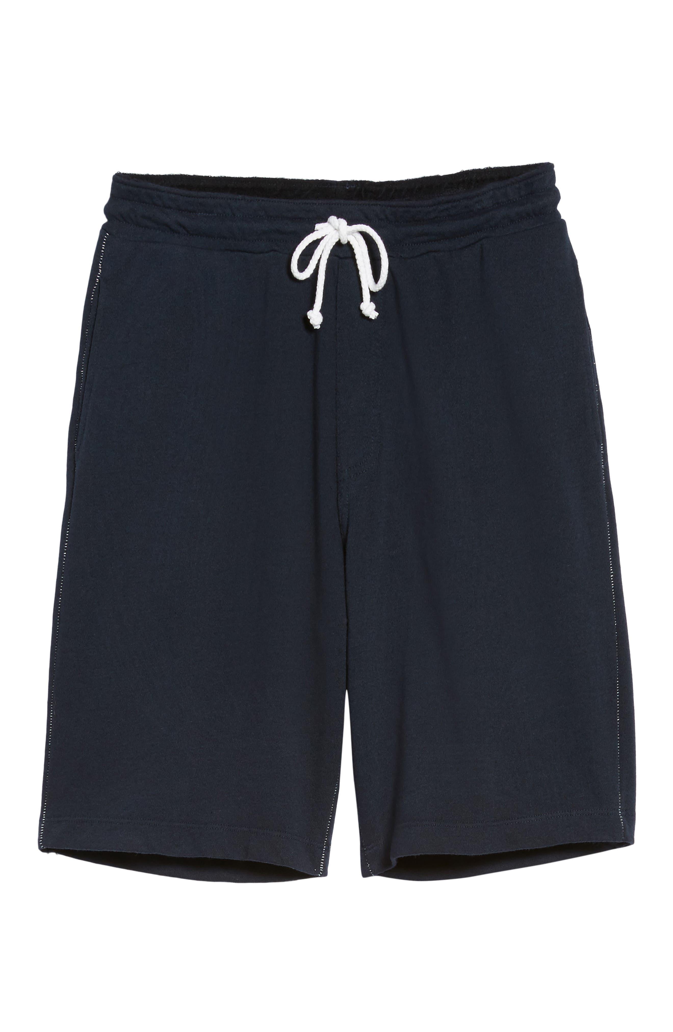 Alternate Image 6  - M.Singer Lounge Sweat Shorts