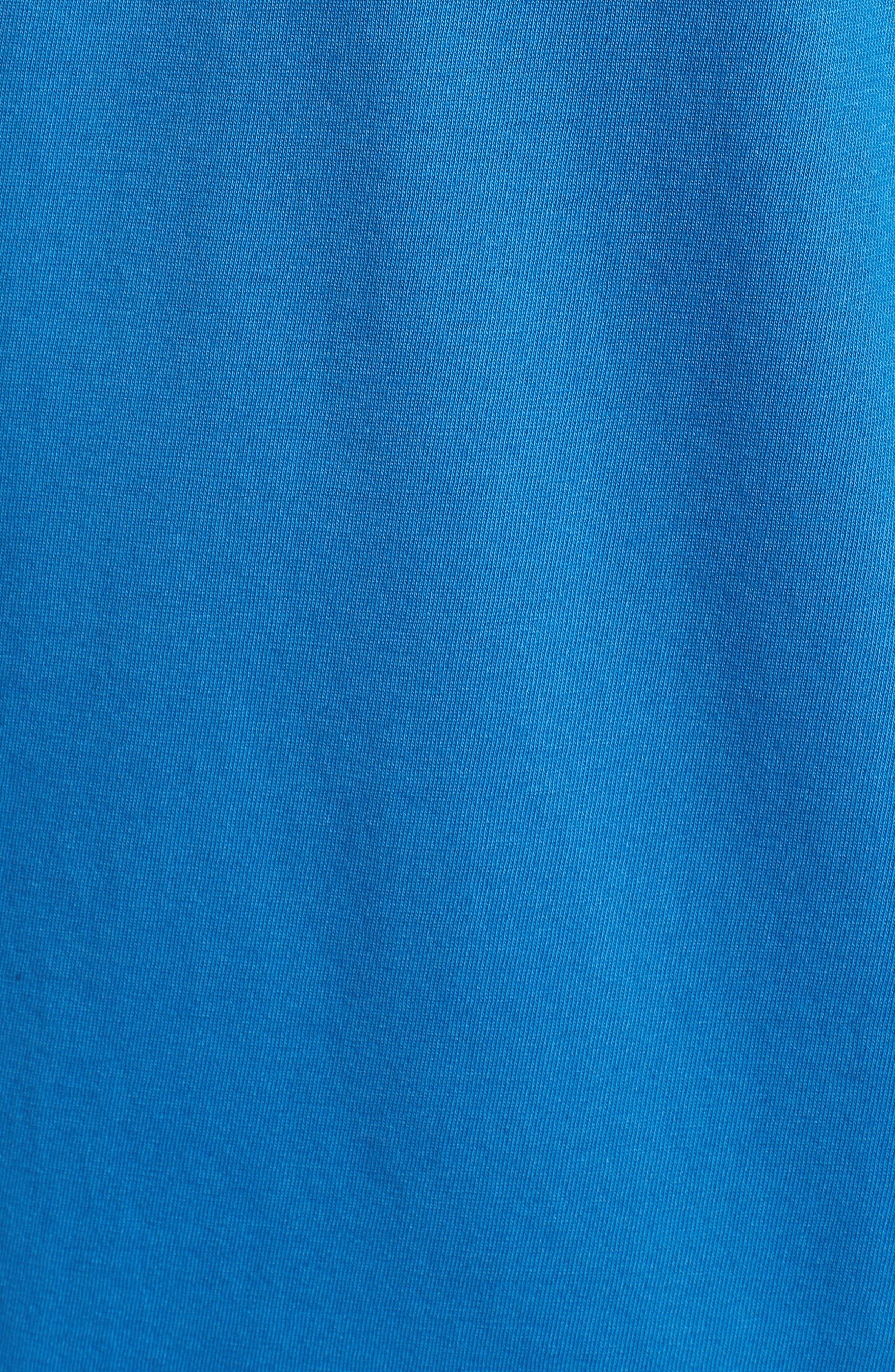 Pop Color T-Shirt,                             Alternate thumbnail 5, color,                             Strong Blue