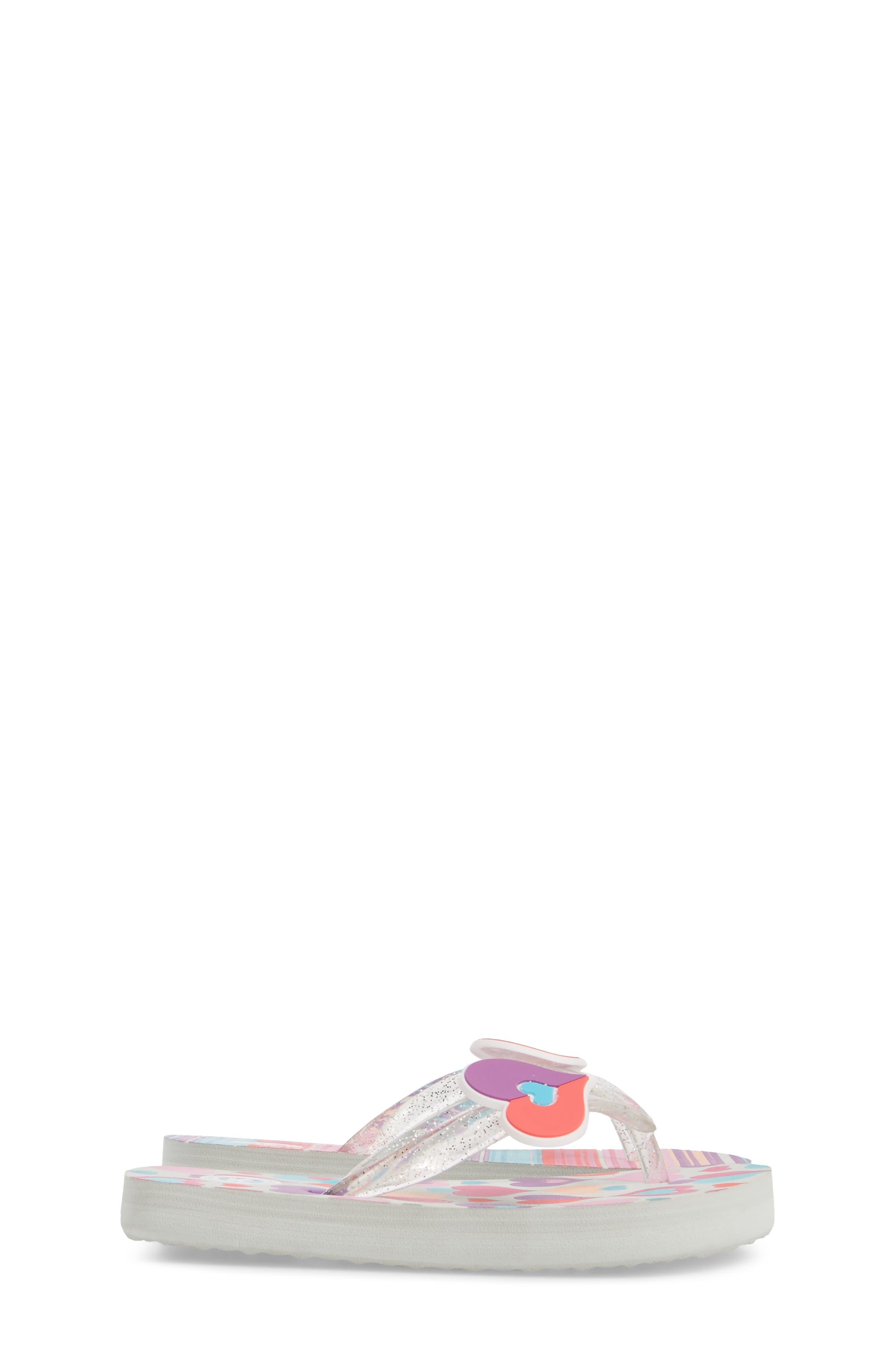 Alternate Image 4  - CHOOZE Print Flip Flop (Toddler, Little Kid & Big Kid)