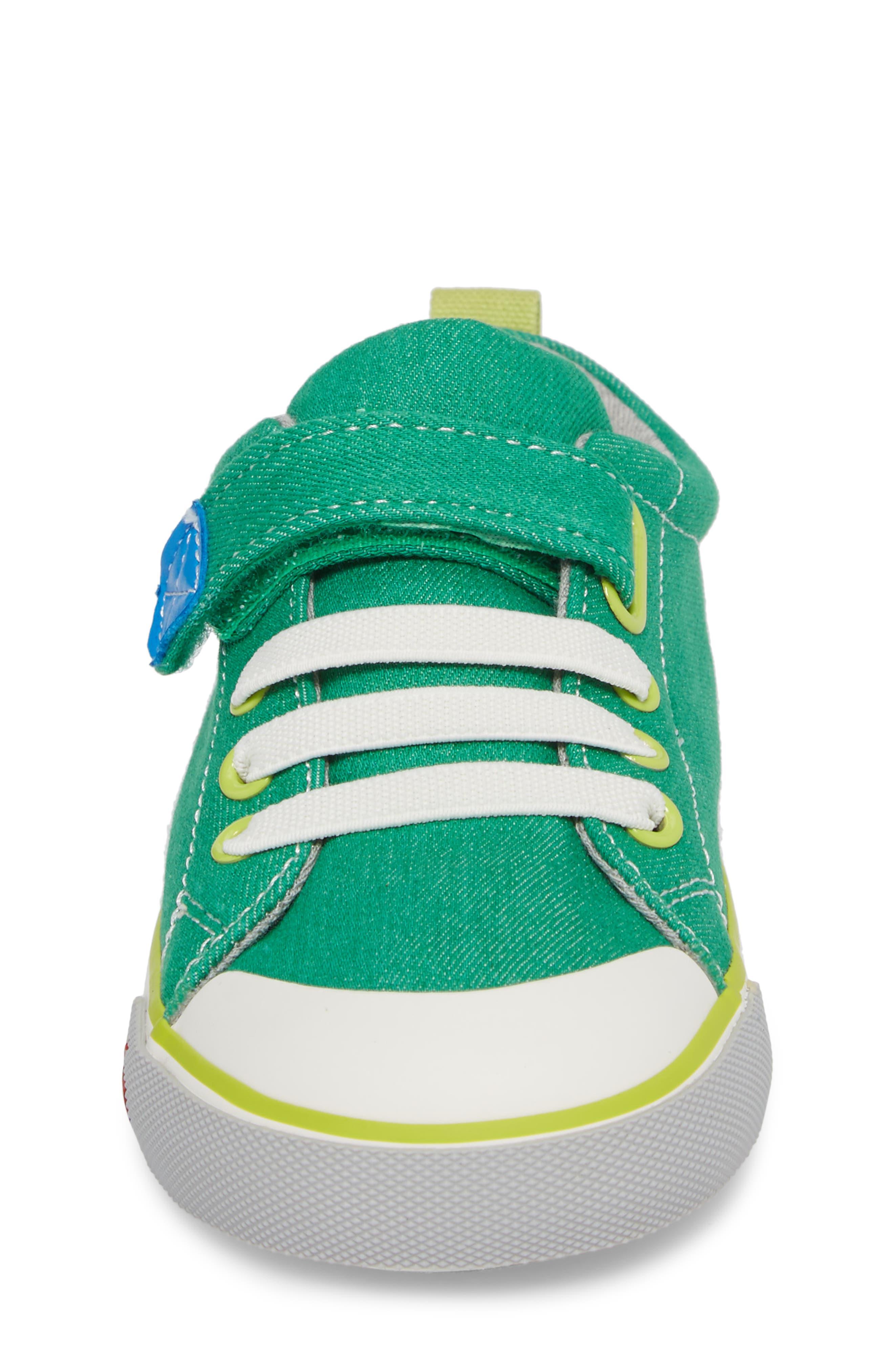 Alternate Image 4  - See Kai Run Stevie II Sneaker (Baby, Walker & Toddler)