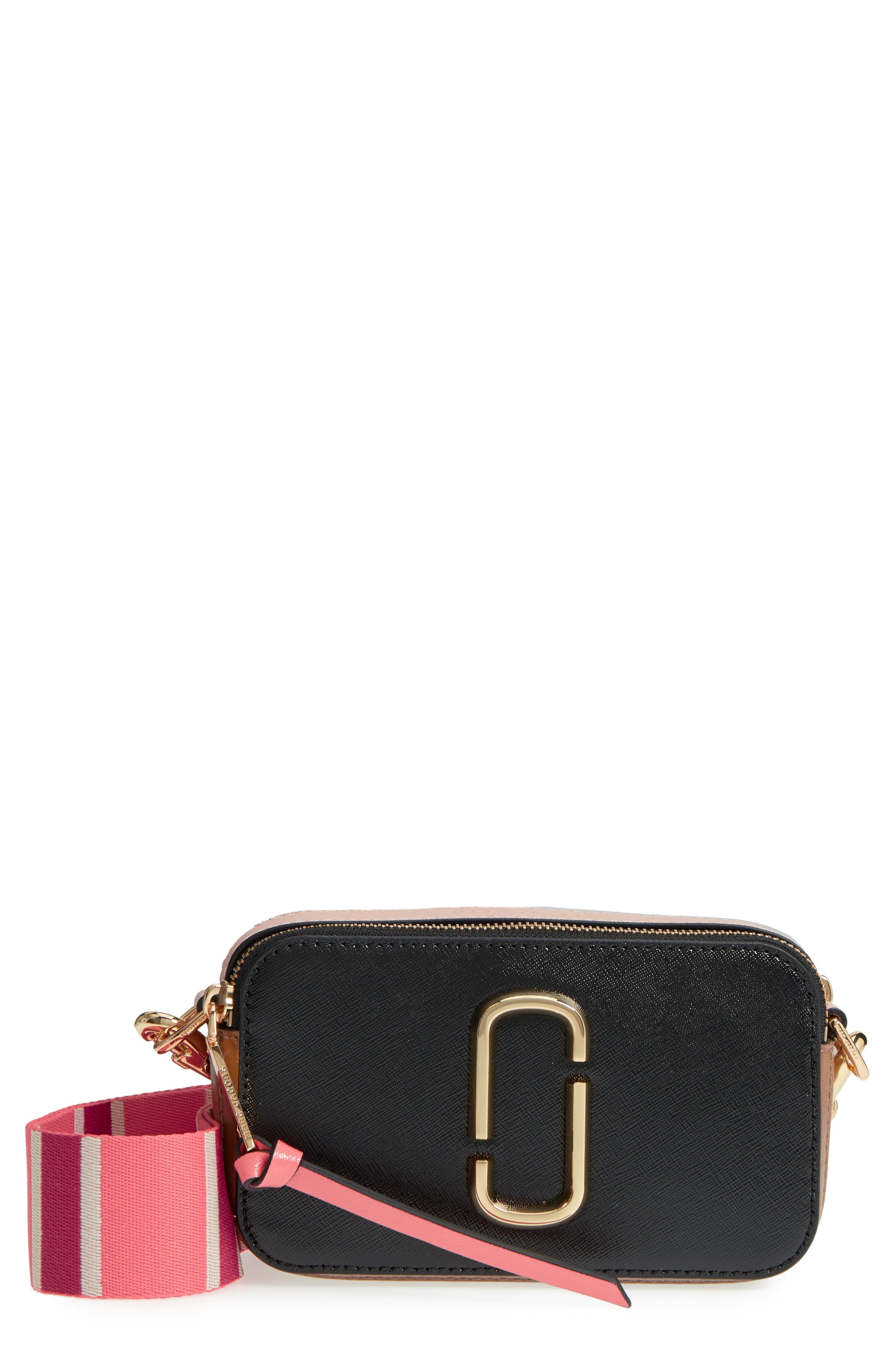 Main Image - MARC JACOBS Snapshot Crossbody Bag
