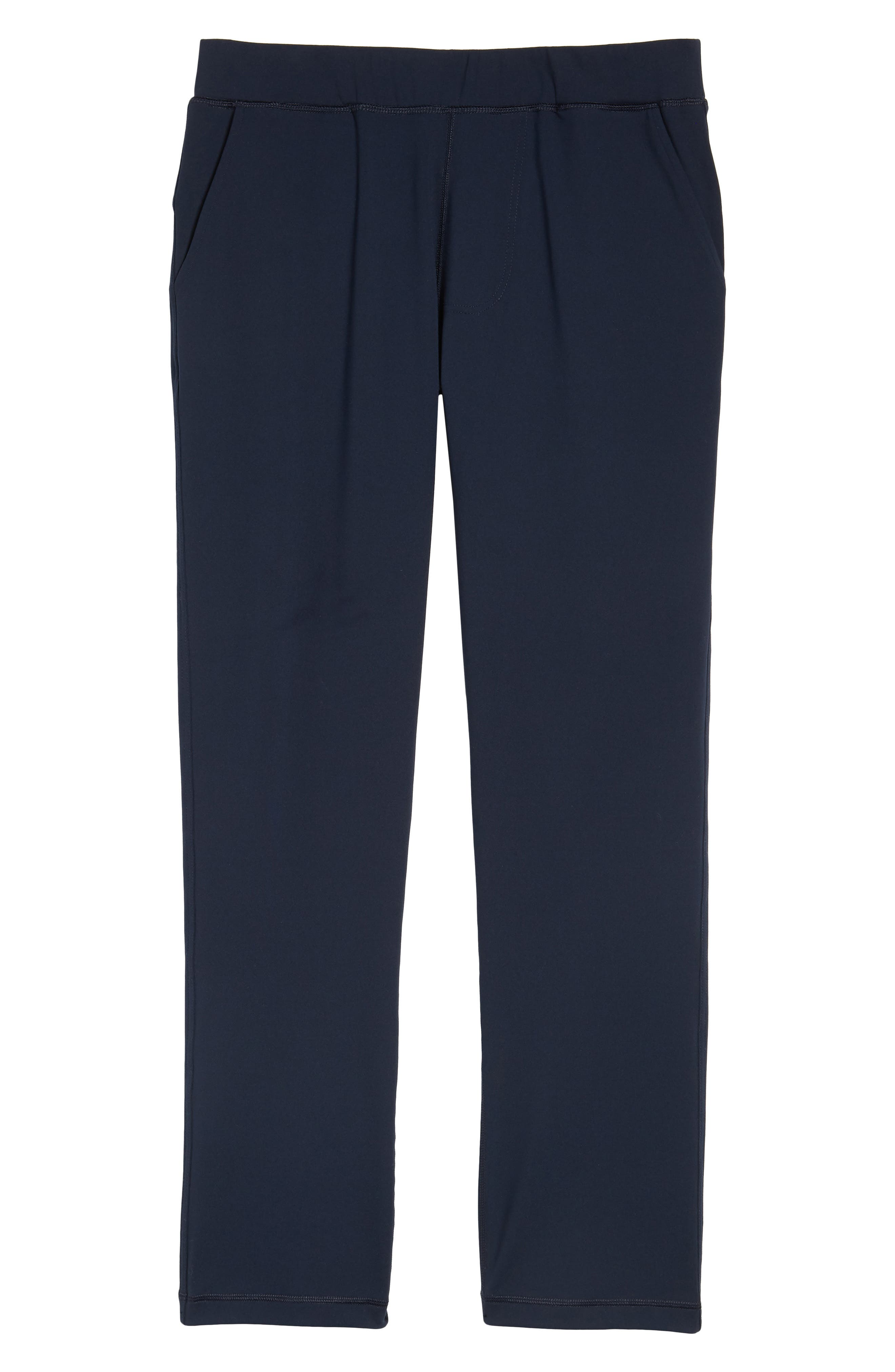 206 Pants,                             Alternate thumbnail 6, color,                             Navy