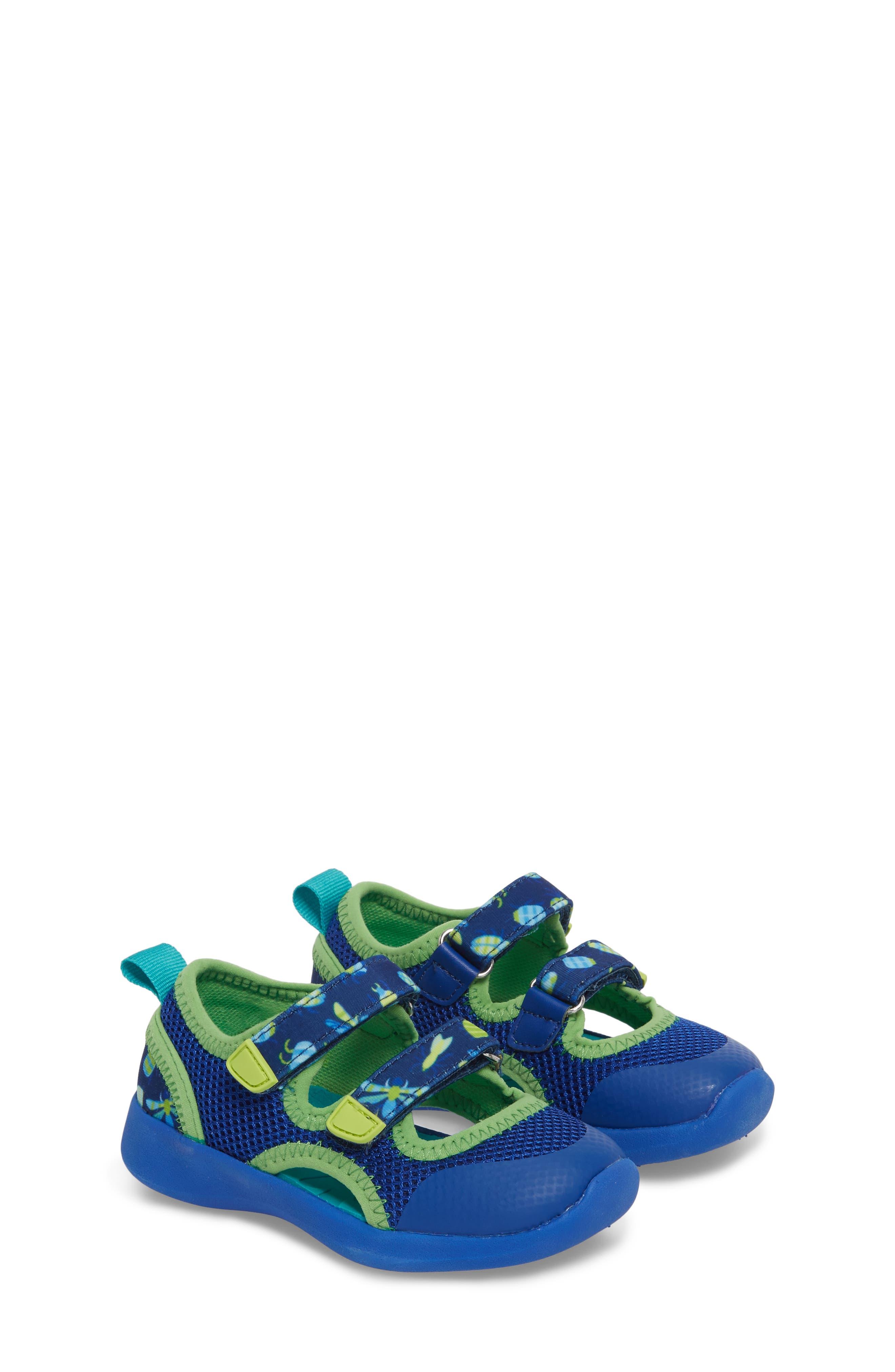 Sneak Water Friendly Sandal,                         Main,                         color, Crawl
