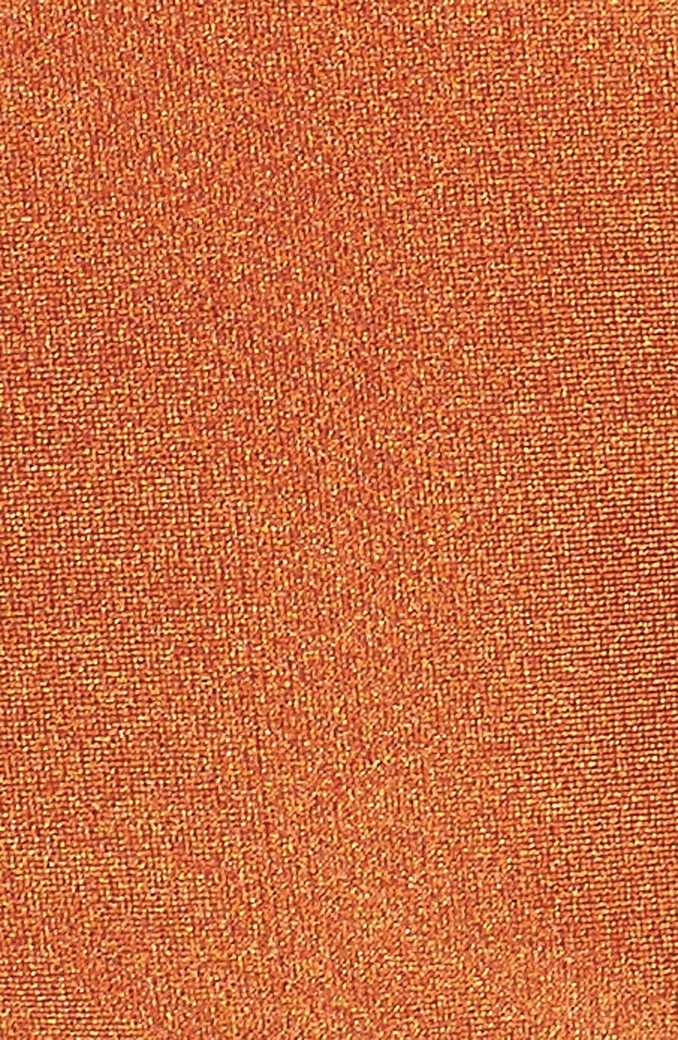 Horizon Bikini Top,                             Alternate thumbnail 8, color,                             Ginger Orange