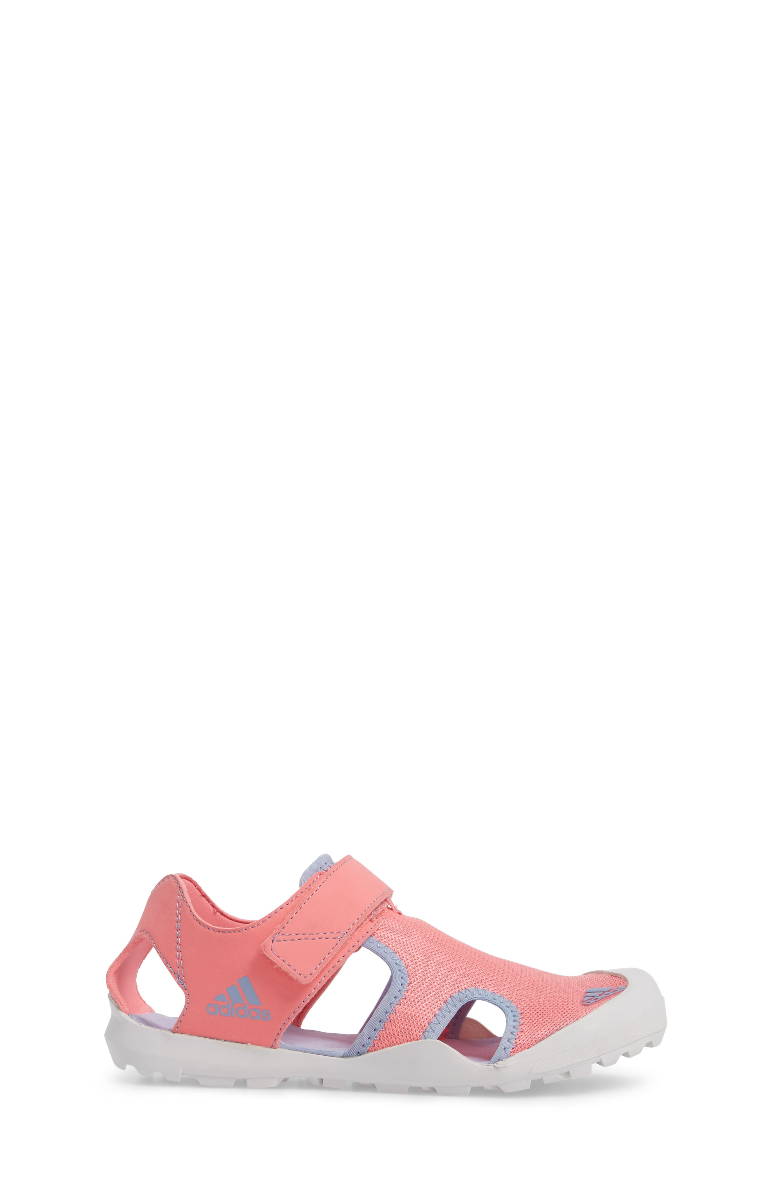 'Captain Toey' Sandal,                             Alternate thumbnail 3, color,                             Chalk Pink/ Chalk Blue/ Grey