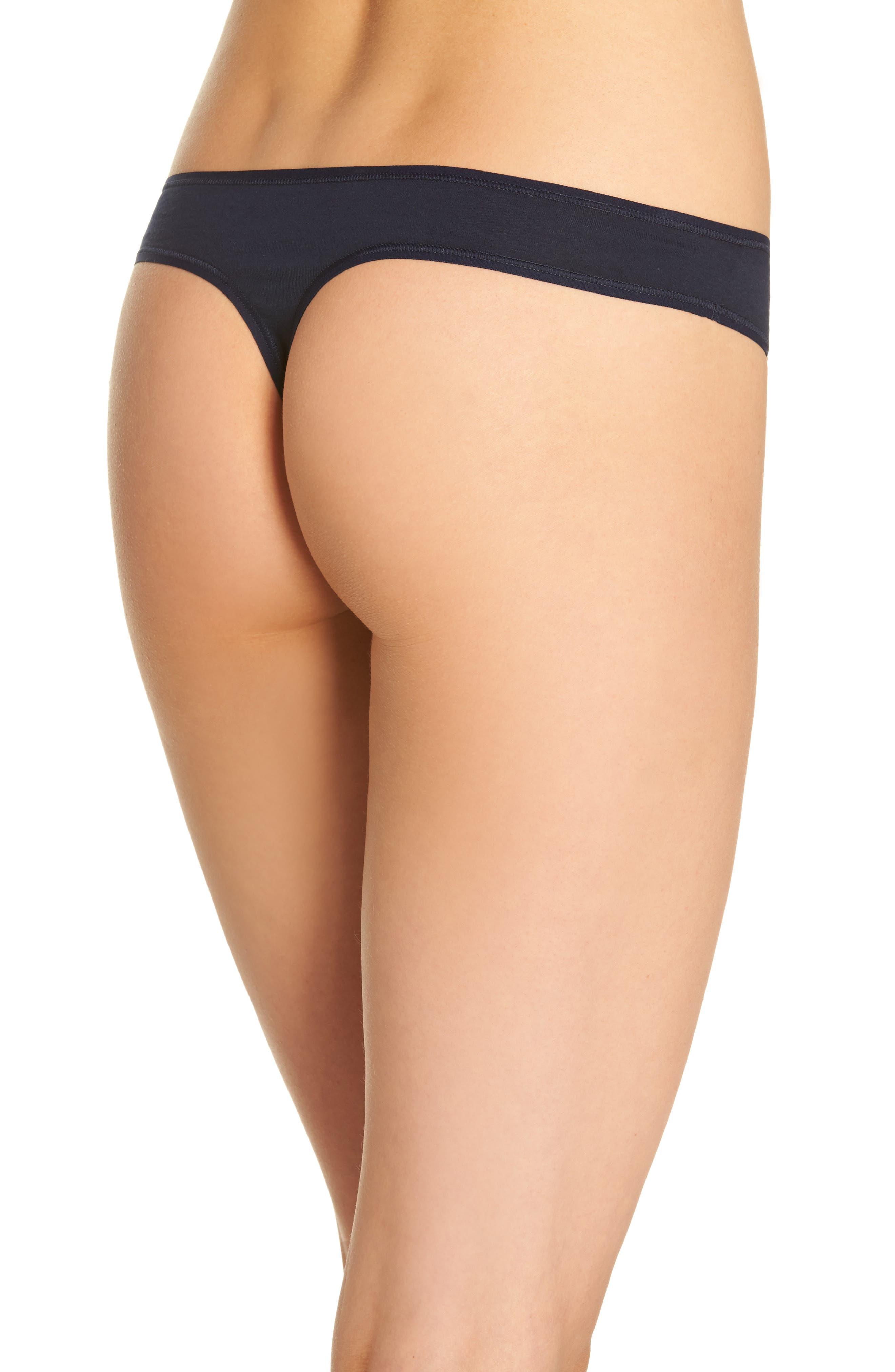 Alternate Image 2  - Calvin Klein Form Thong (3 for $33)