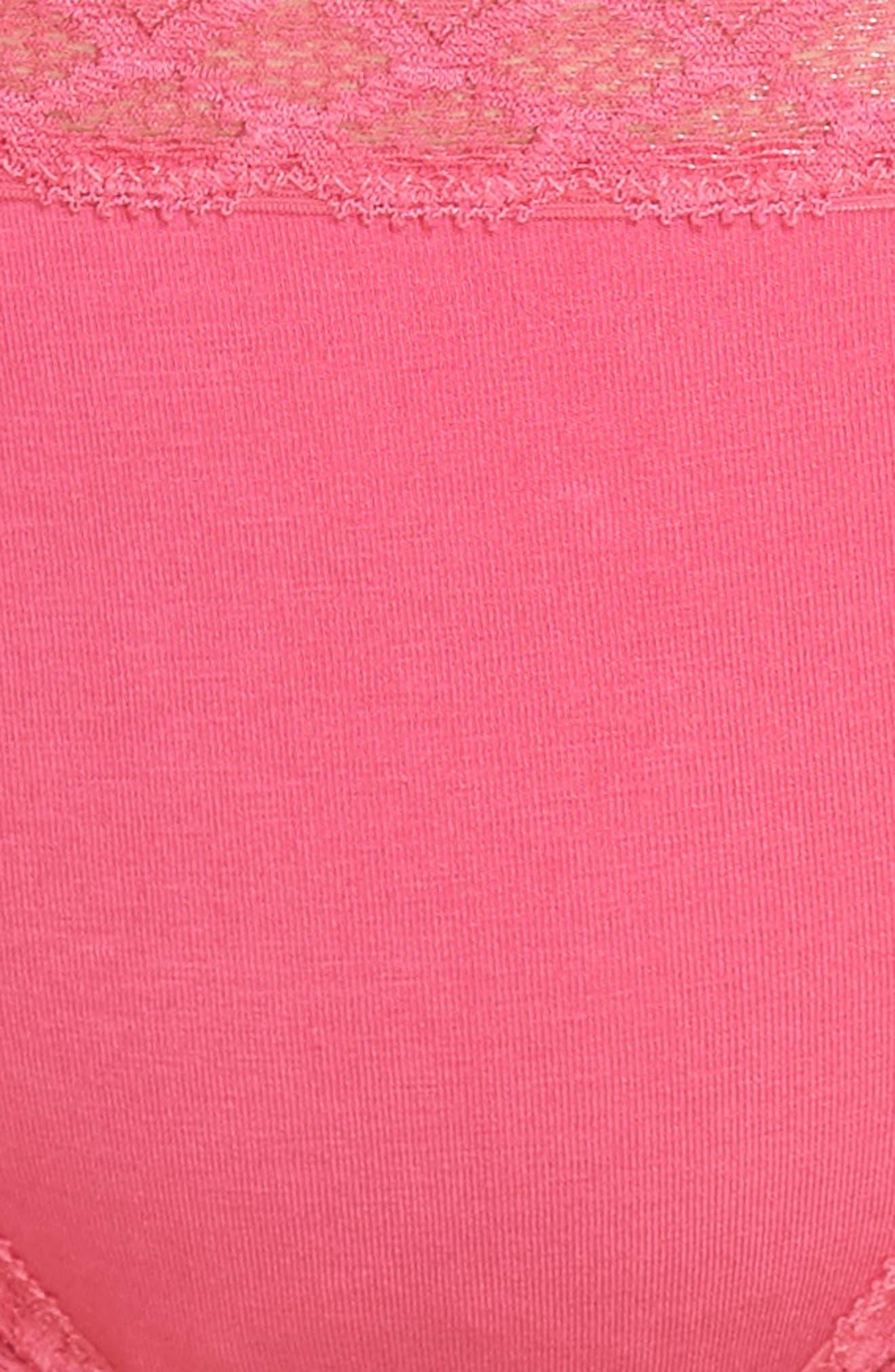 Alternate Image 6  - Natori Bliss Cotton Girl Briefs (3 for $45)
