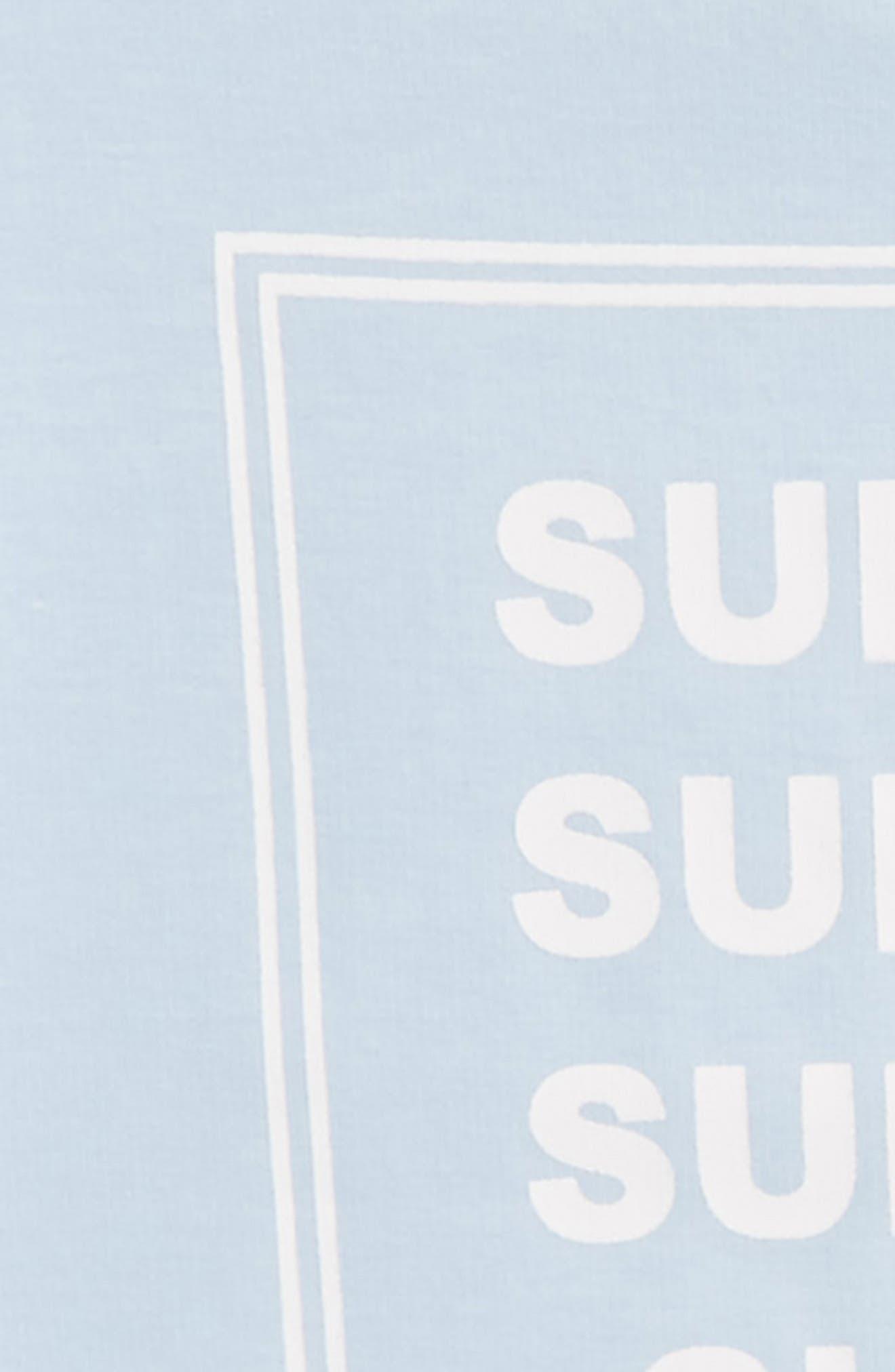 Super Cute Graphic Top,                             Alternate thumbnail 2, color,                             Blue