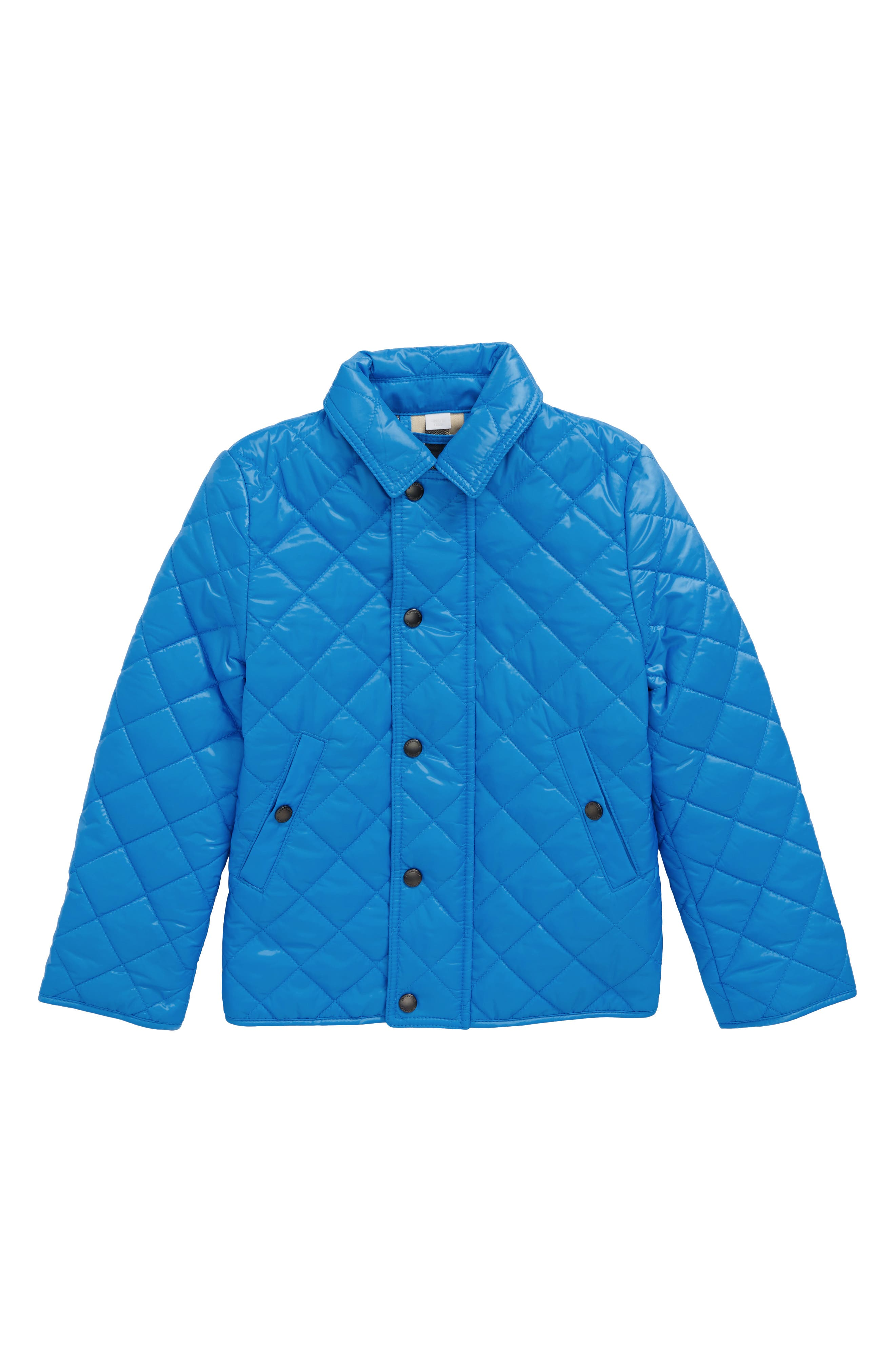 Burberry Mini Luke Quilted Jacket (Baby Boys & Toddler Boys)