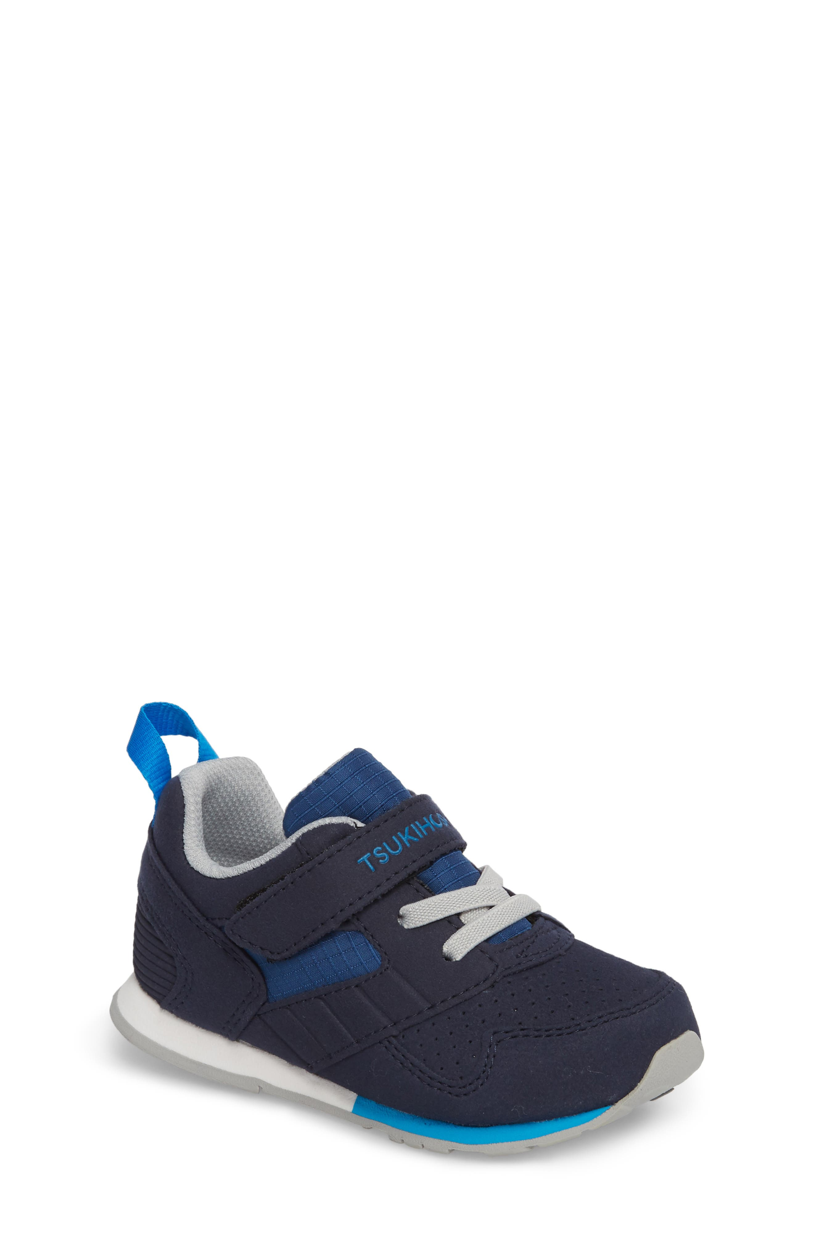 Tsukihoshi Racer Washable Sneaker (Walker, Toddler & Little Kid)