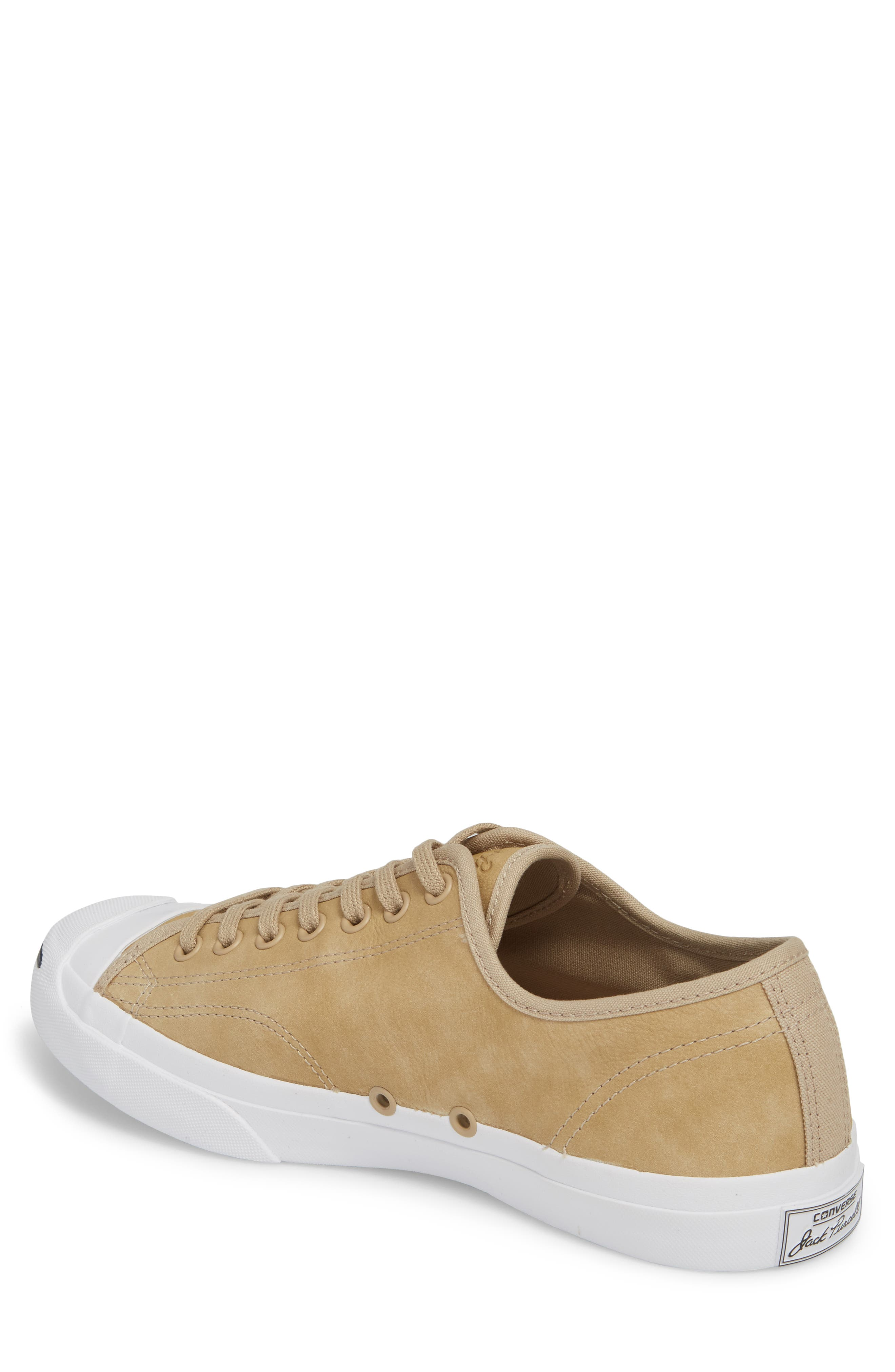 'Jack Purcell - Jack' Sneaker,                             Alternate thumbnail 2, color,                             Vintage Khaki Nubuck