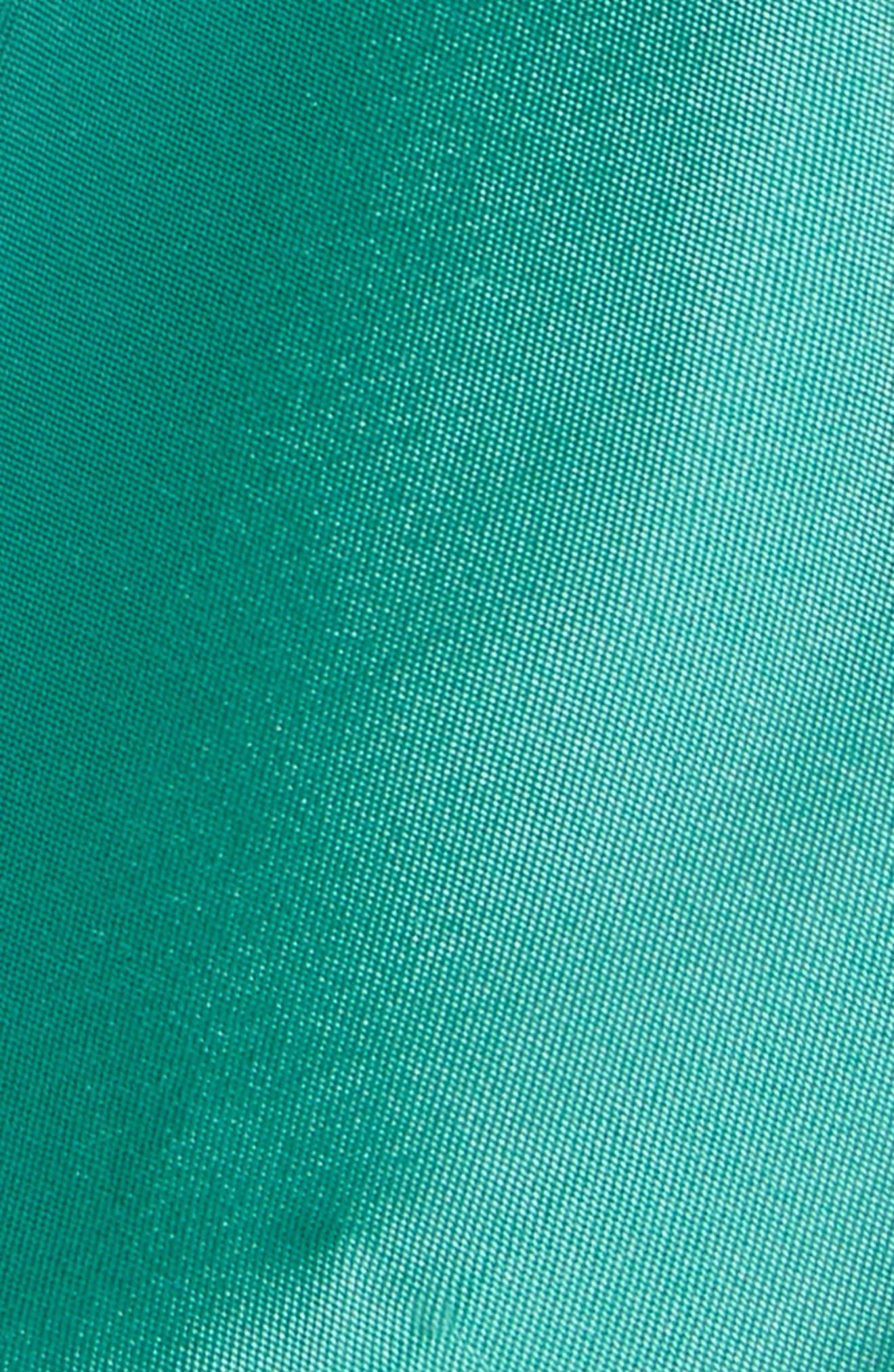 Alternate Image 2  - Michael Kors Solid Silk Tie (Big Boys)