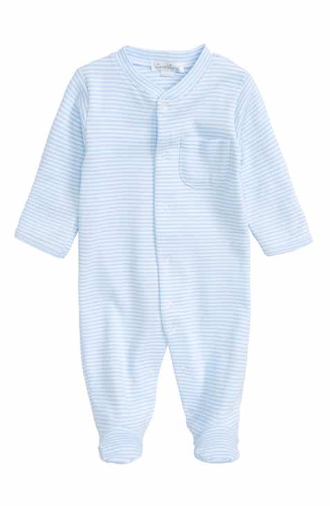 c4ac32225 footed pajamas baby