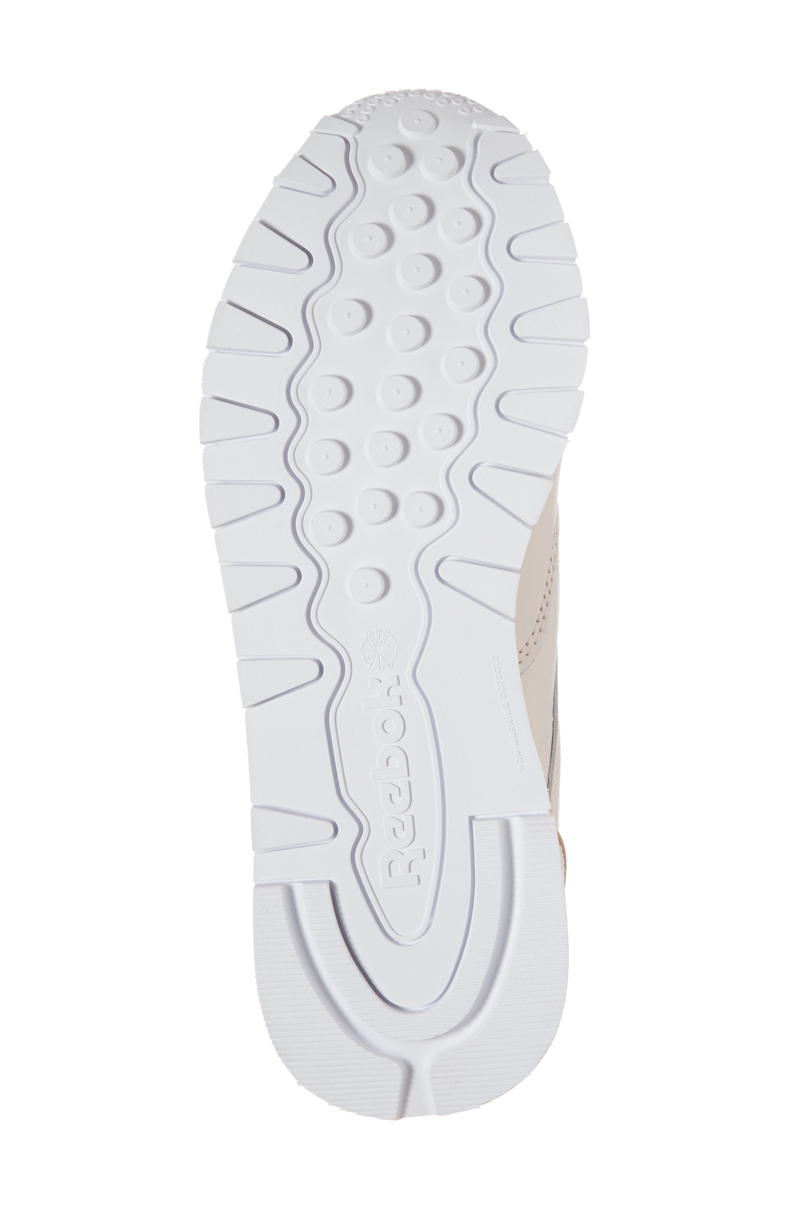Alternate Image 6  - Reebok Classic Leather HW Sneaker (Women)
