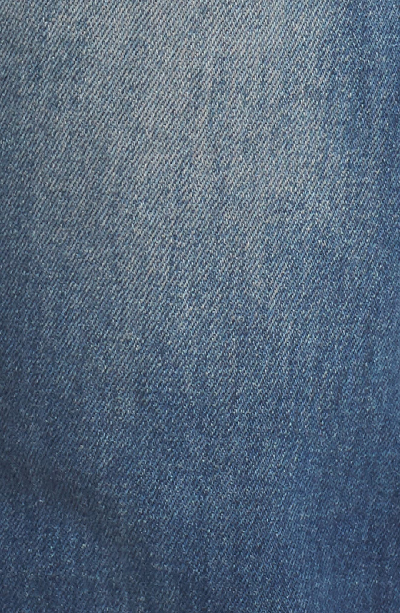 Dylan Skinny Fit Jeans,                             Alternate thumbnail 5, color,                             12 Years Off Ramp