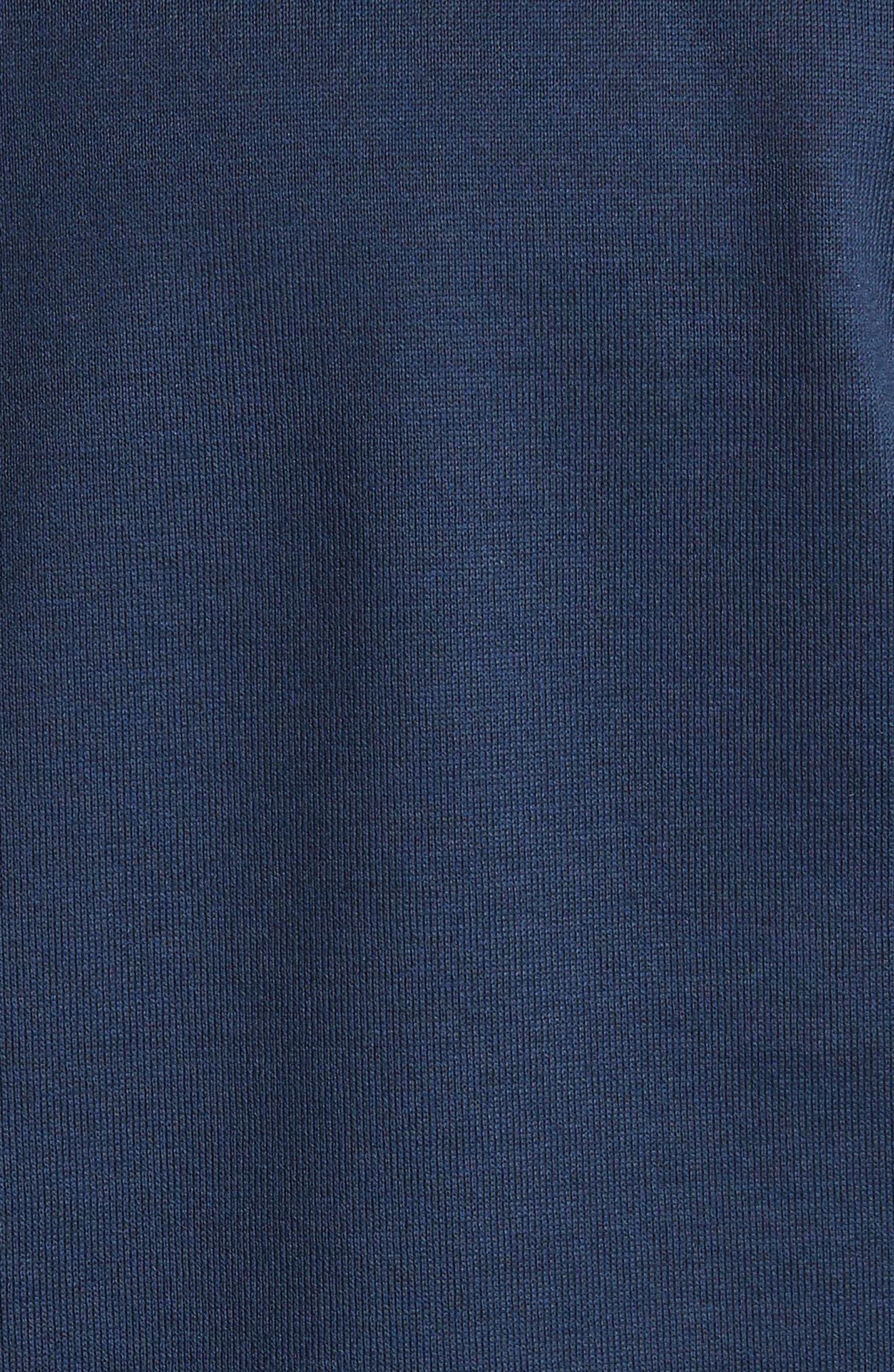 Niels N-Logo T-Shirt,                             Alternate thumbnail 5, color,                             Dark Navy