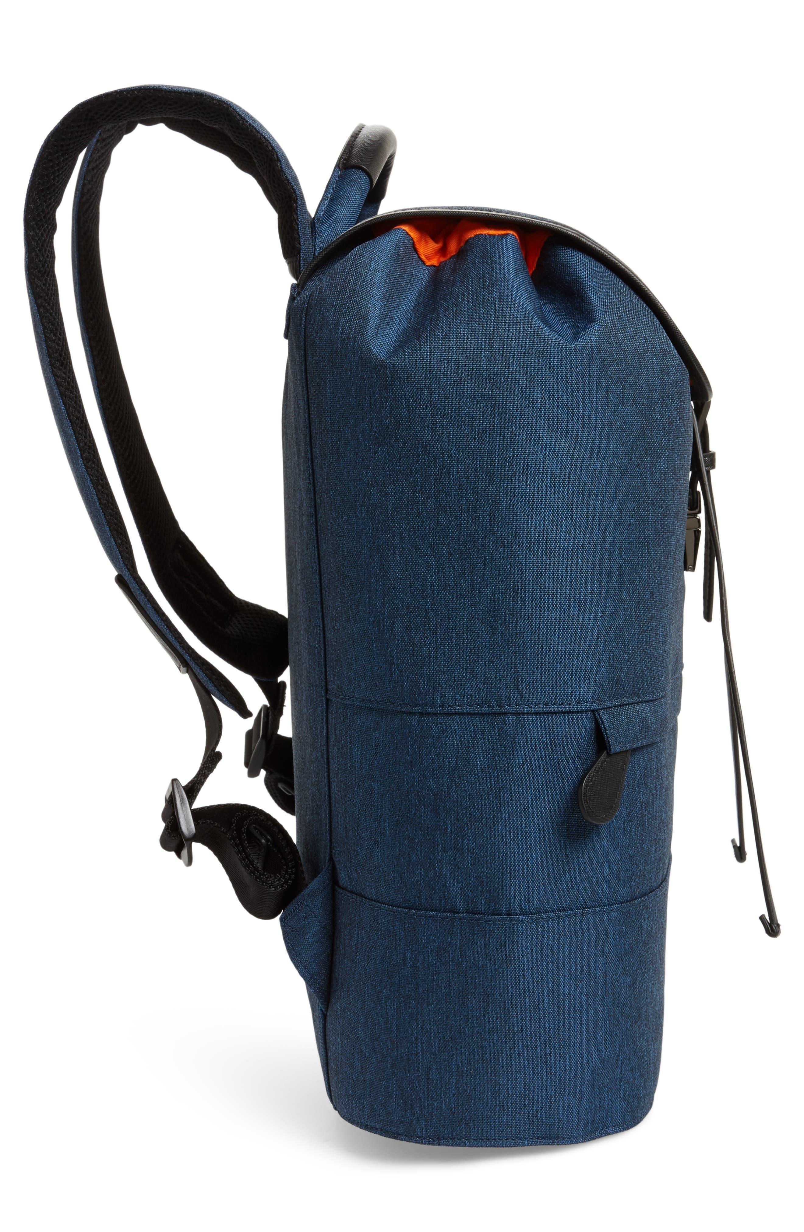Rayman Backpack,                             Alternate thumbnail 5, color,                             Blue