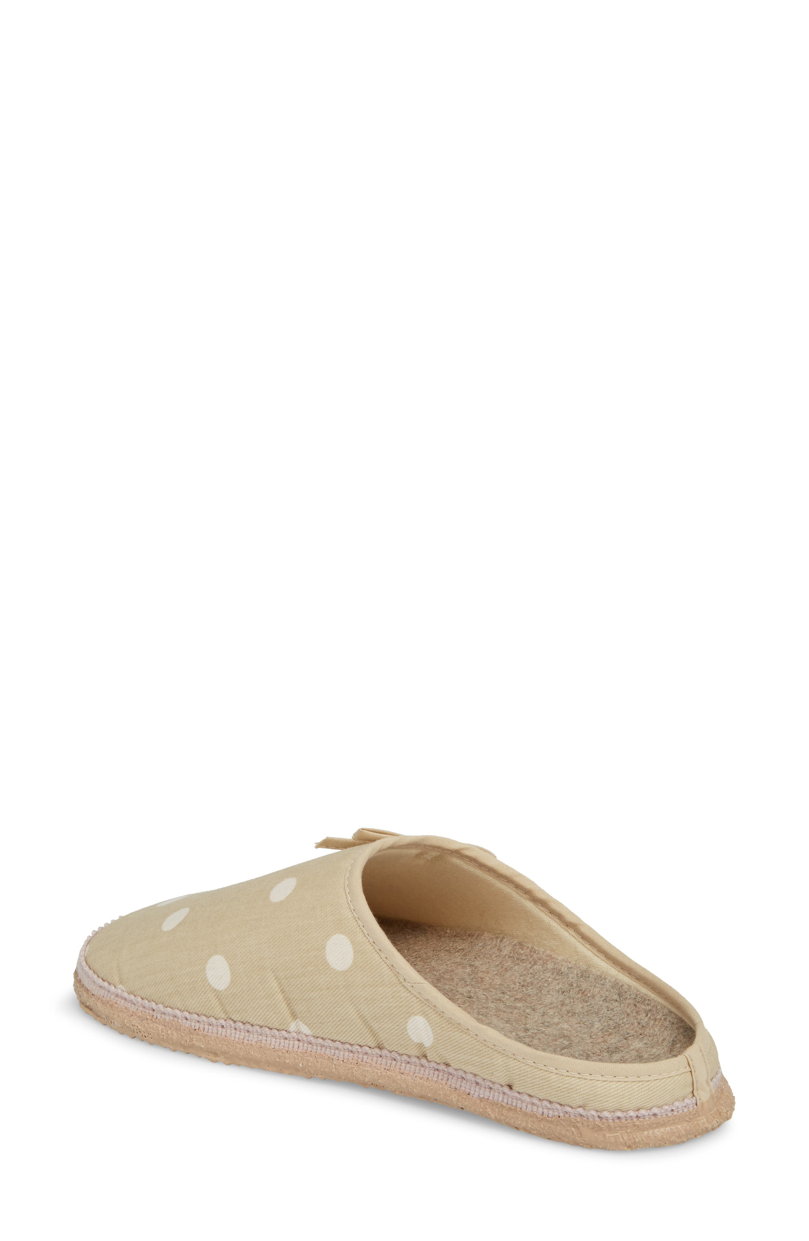 Meadow Slipper,                             Alternate thumbnail 2, color,                             Natural Fabric