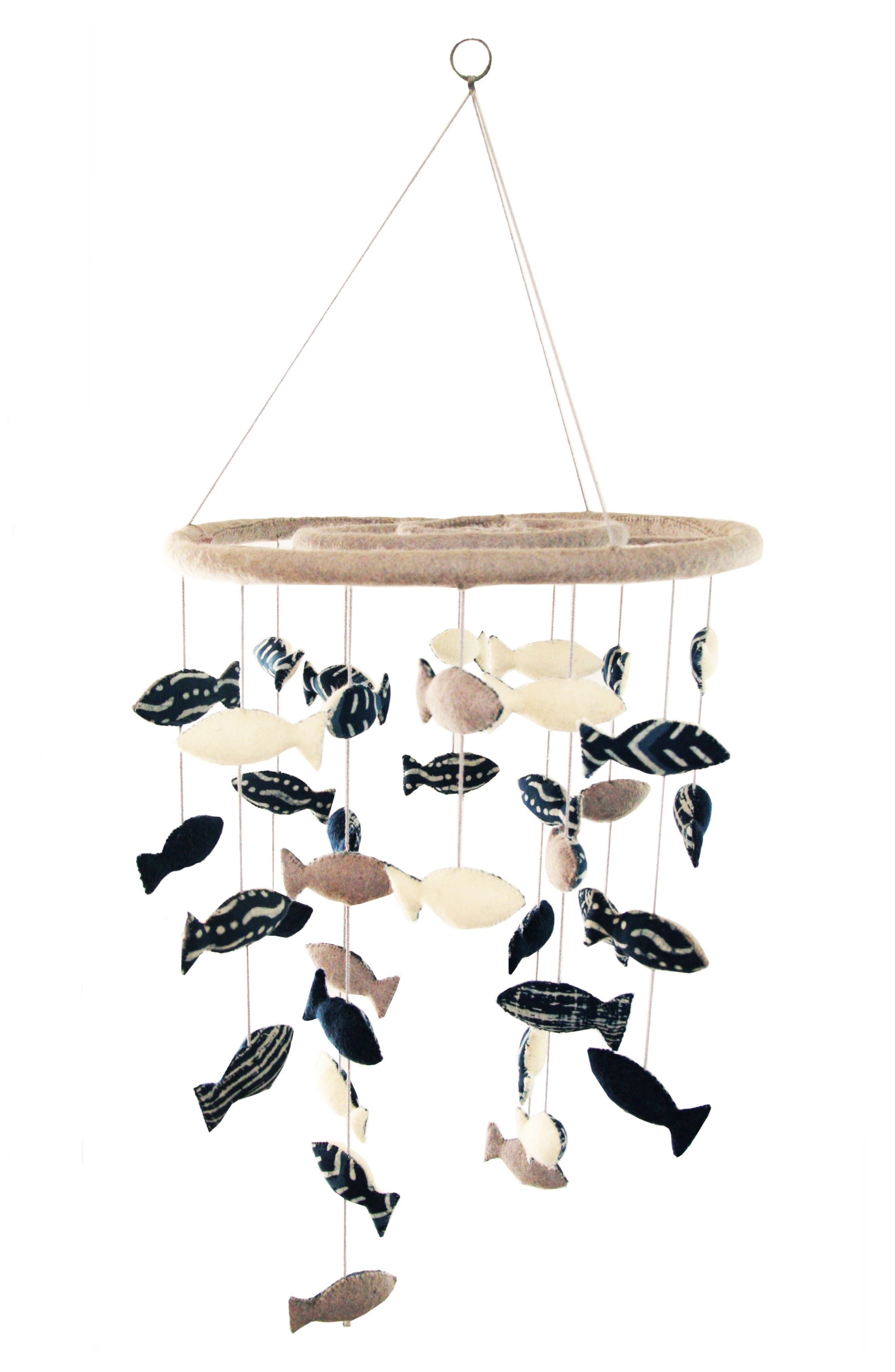 Fiona Walker School of Fish Mobile