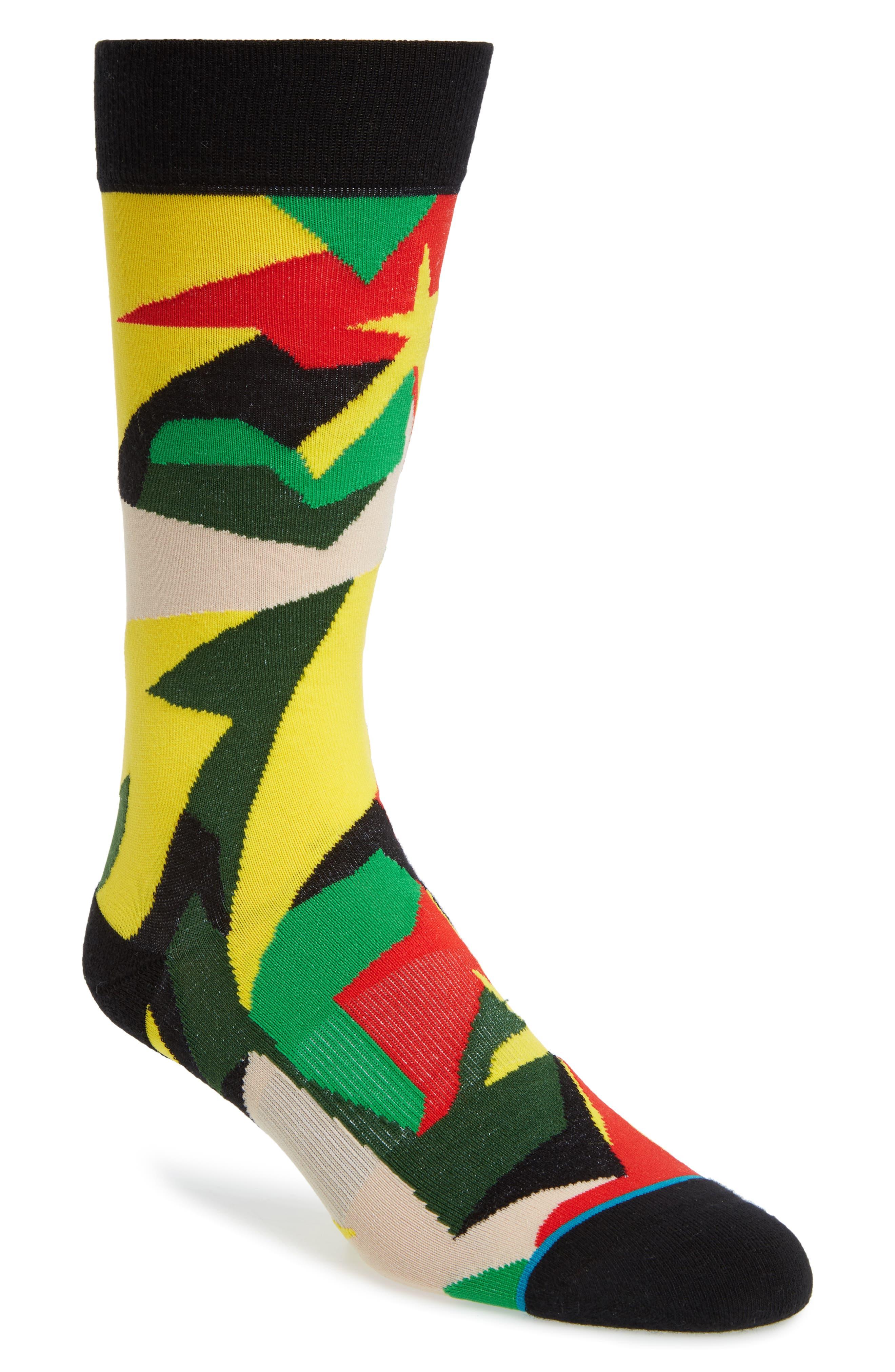 Regulator Socks,                             Main thumbnail 1, color,                             Green