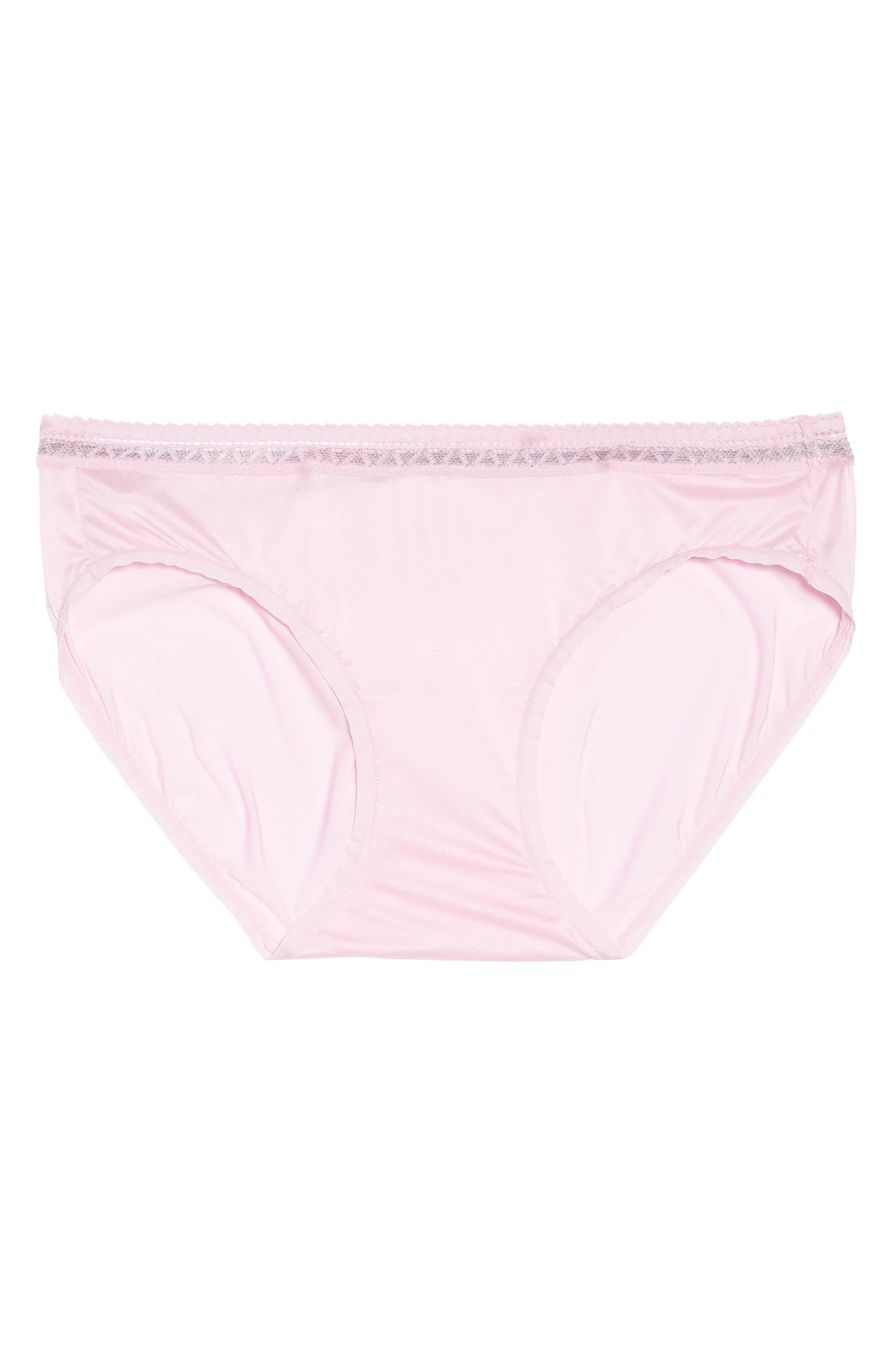 Bikini,                             Alternate thumbnail 3, color,                             Pink Lady