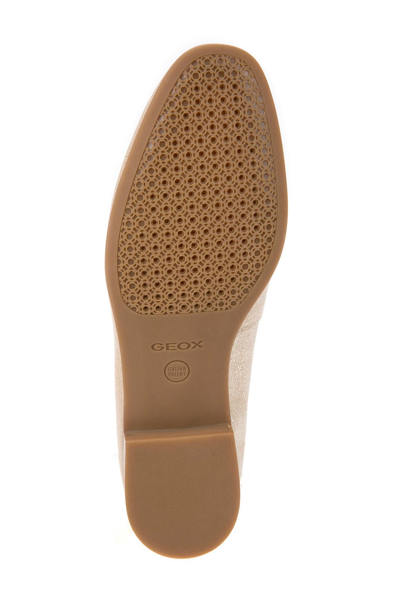 Alternate Image 5  - Geox Marlyna Penny Loafer (Women)