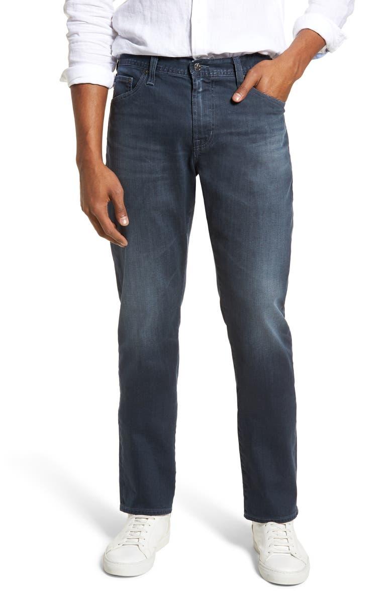 Everett Slim Straight Leg Jeans