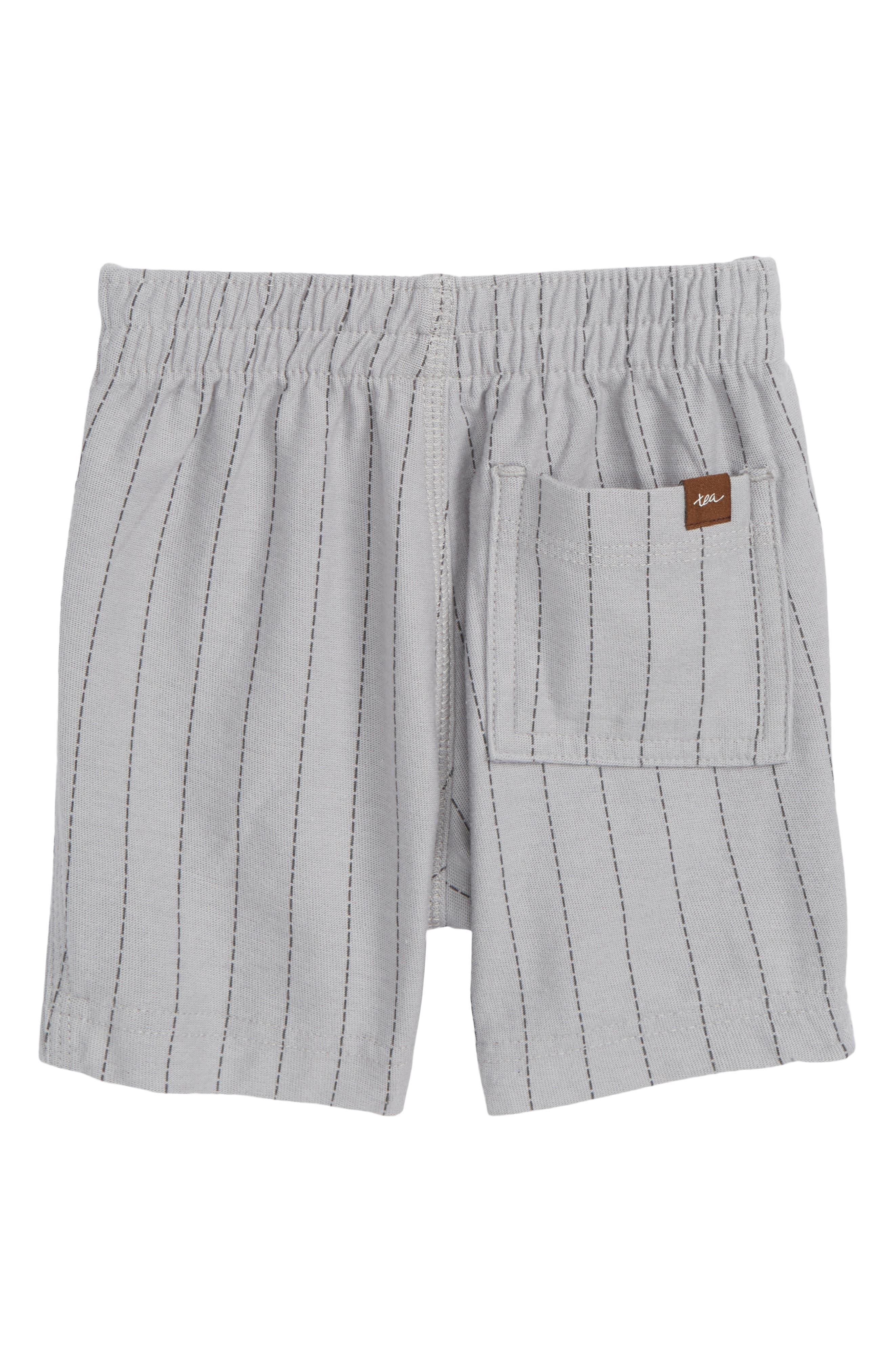 Stripe Shorts,                             Alternate thumbnail 2, color,                             Storm Grey Ticking Stripe