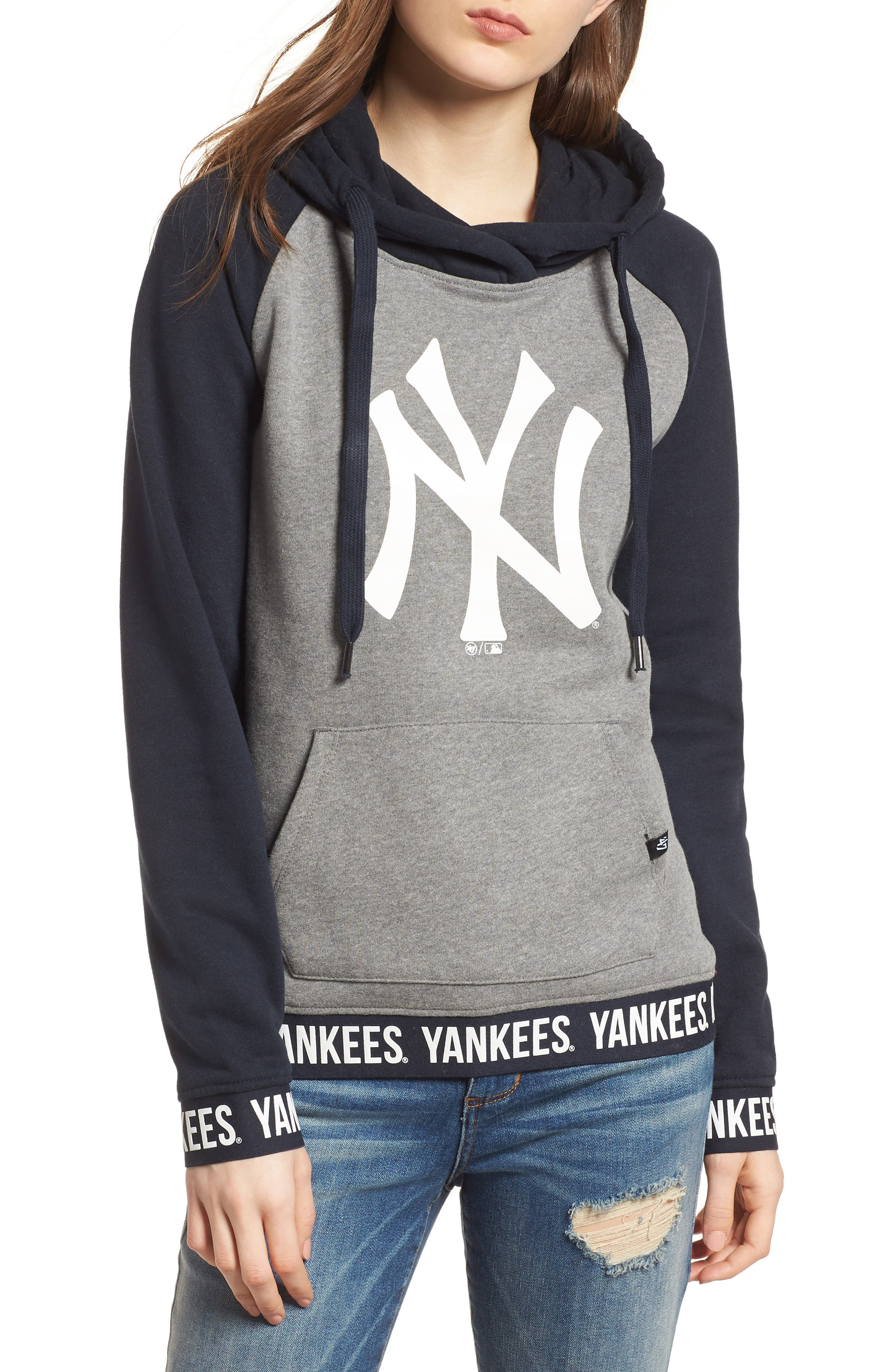 Main Image - '47 Encore Revolve New York Yankees Hoodie