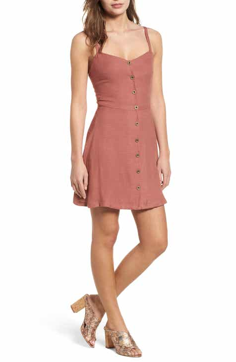 Women\'s Orange Dresses | Nordstrom