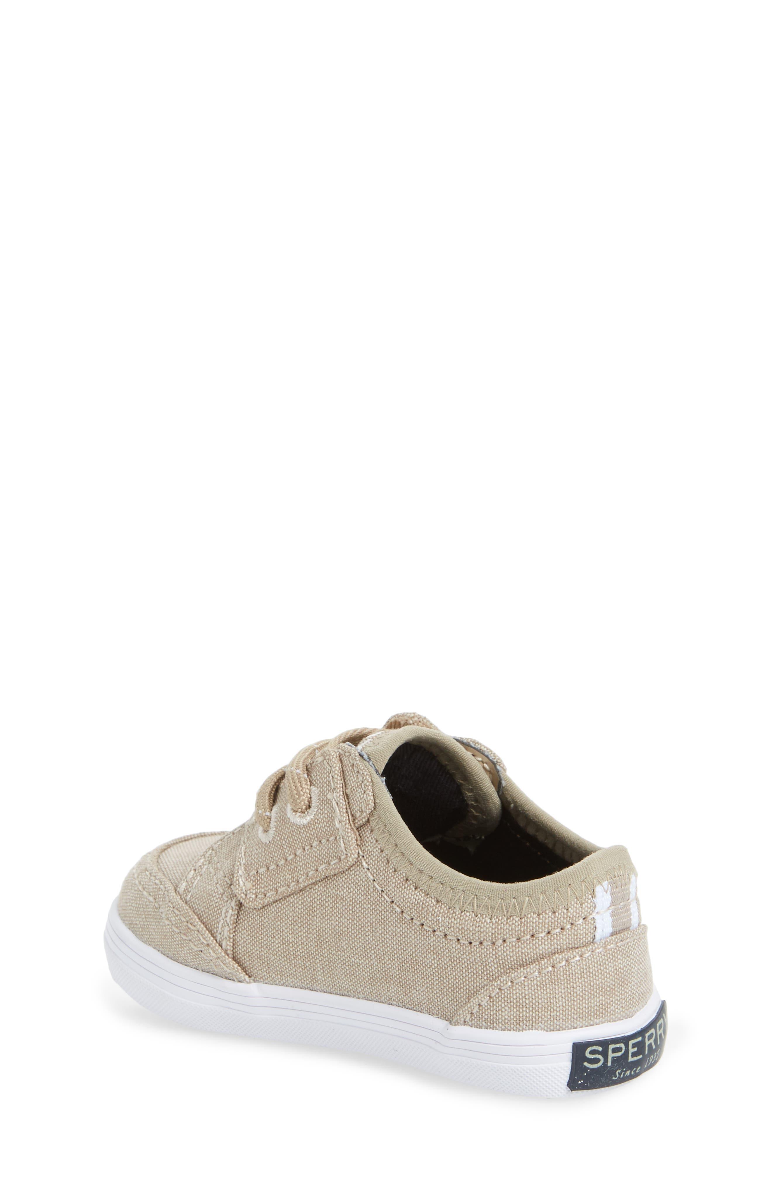 Deckfin Crib Jr. Sneaker,                             Alternate thumbnail 2, color,                             Khaki