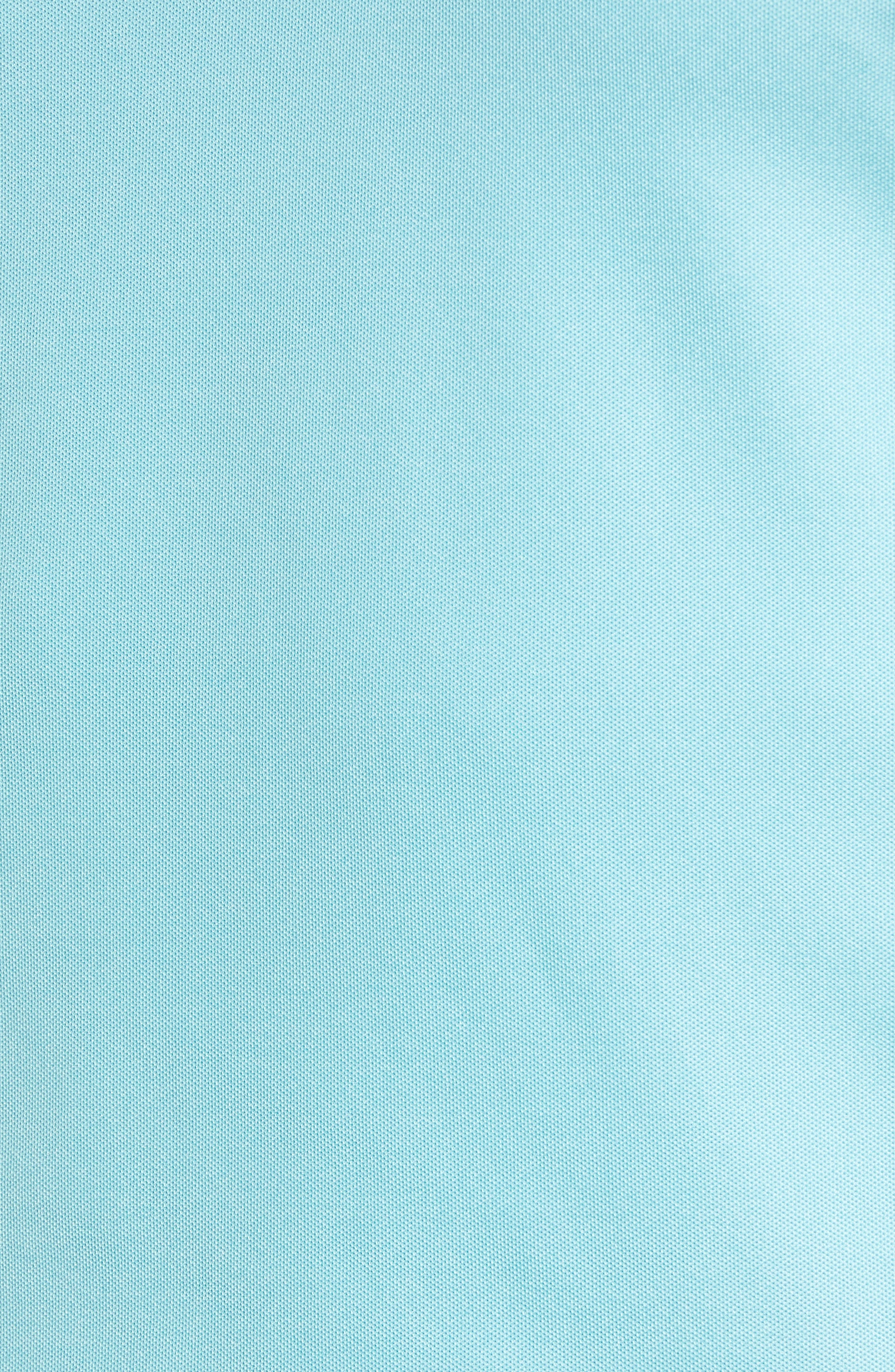 Slim Fit Stretch Polo Shirt,                             Alternate thumbnail 5, color,                             Petit Four