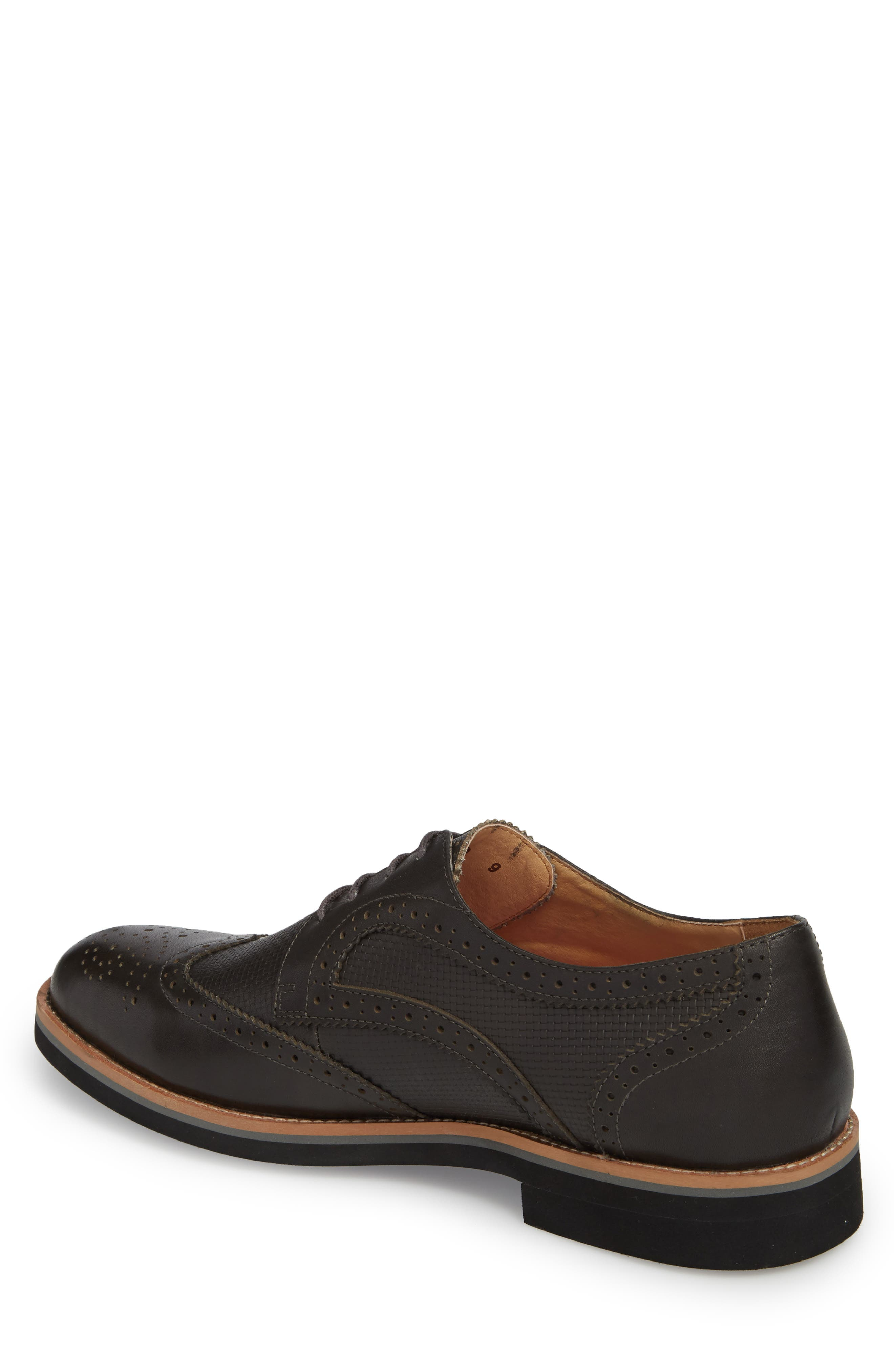 English Laundry Men's Cleave Embossed Wingtip mrrgasYzl