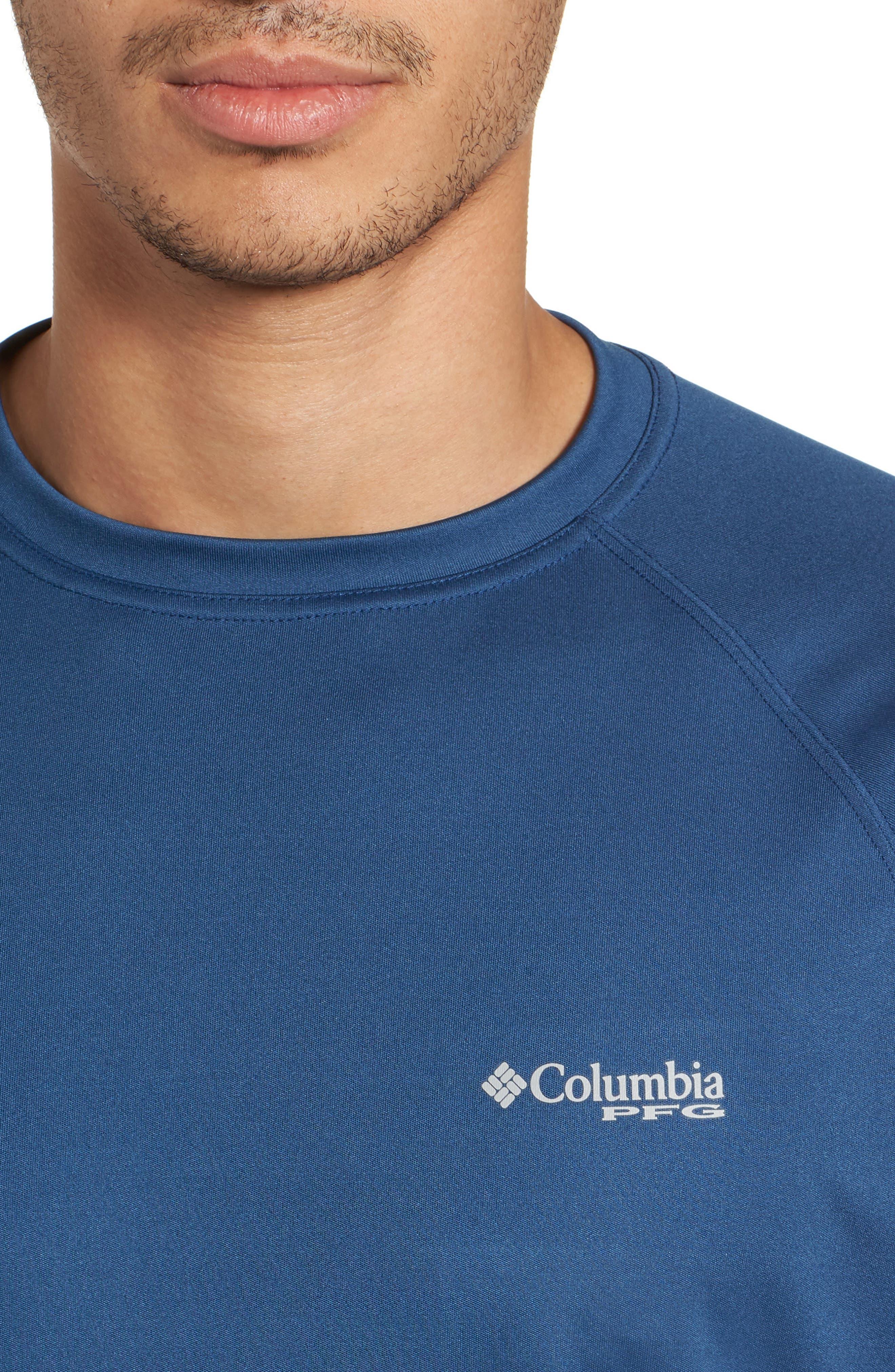 Alternate Image 4  - Columbia PFG Terminal Tackle Performance T-Shirt