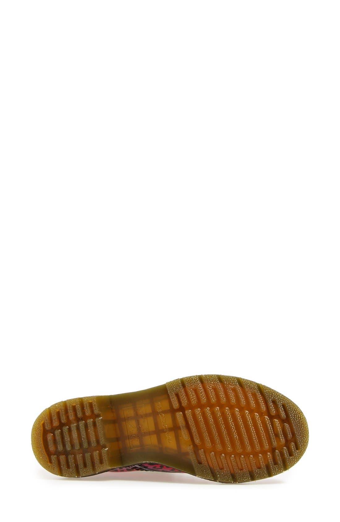 Alternate Image 4  - Dr. Martens '101' Leopard Print Leather Boot (Women)