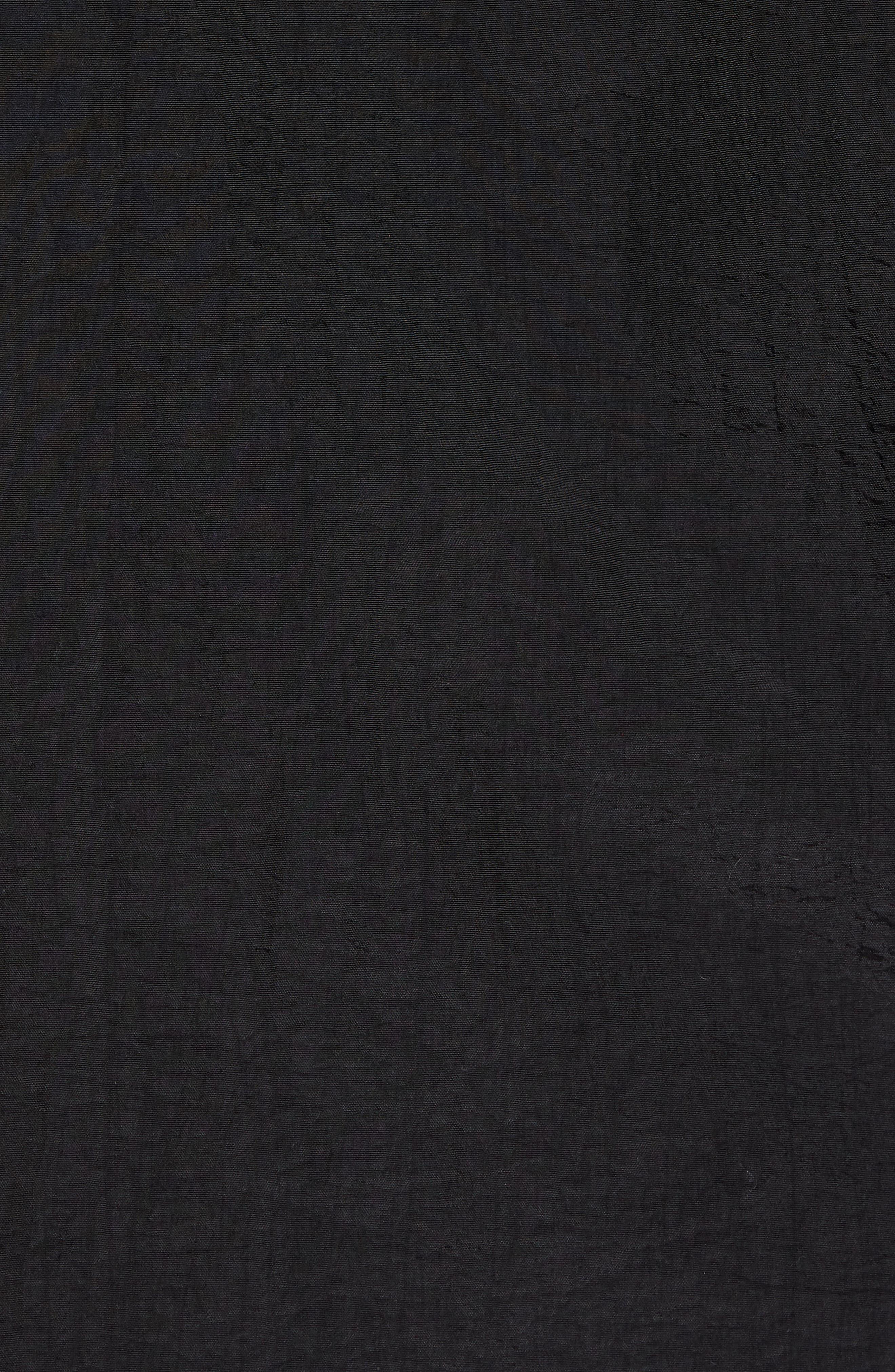 Tillman Packable Anorak Jacket,                             Alternate thumbnail 5, color,                             Black