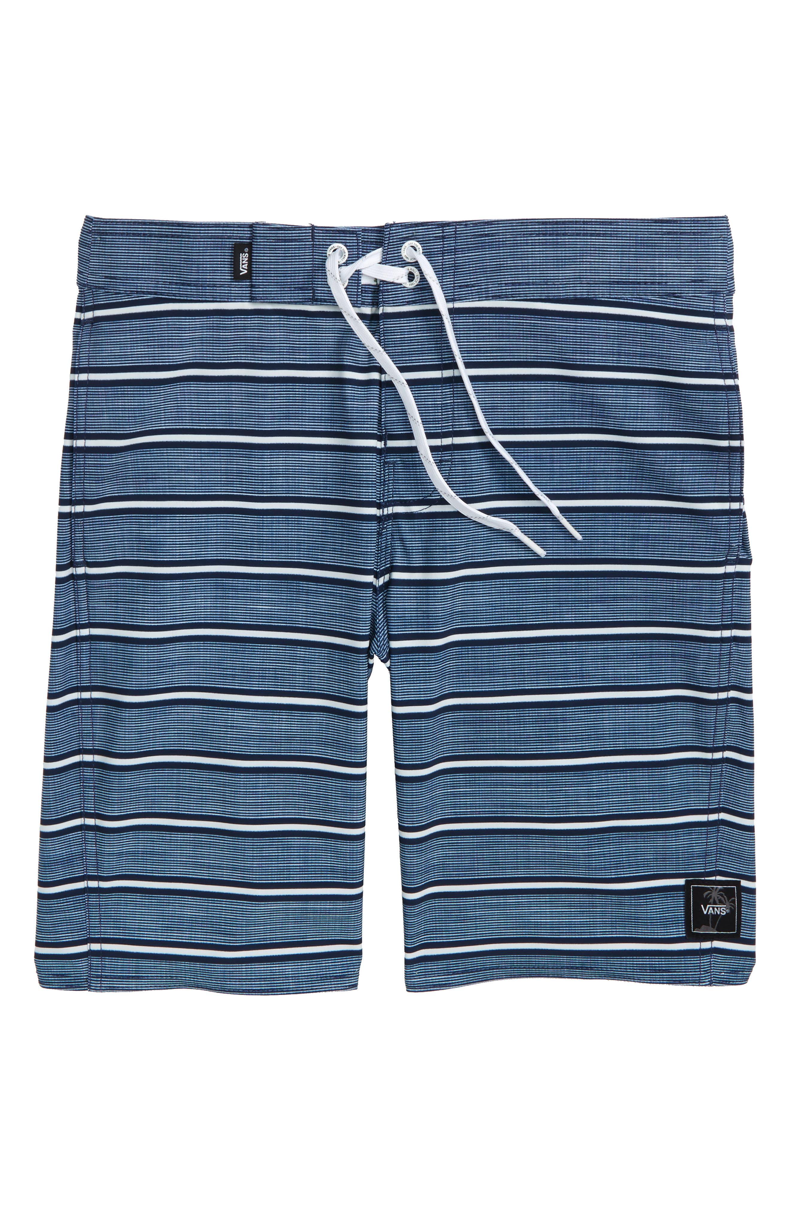 Rooftop Board Shorts,                         Main,                         color, Dress Blues