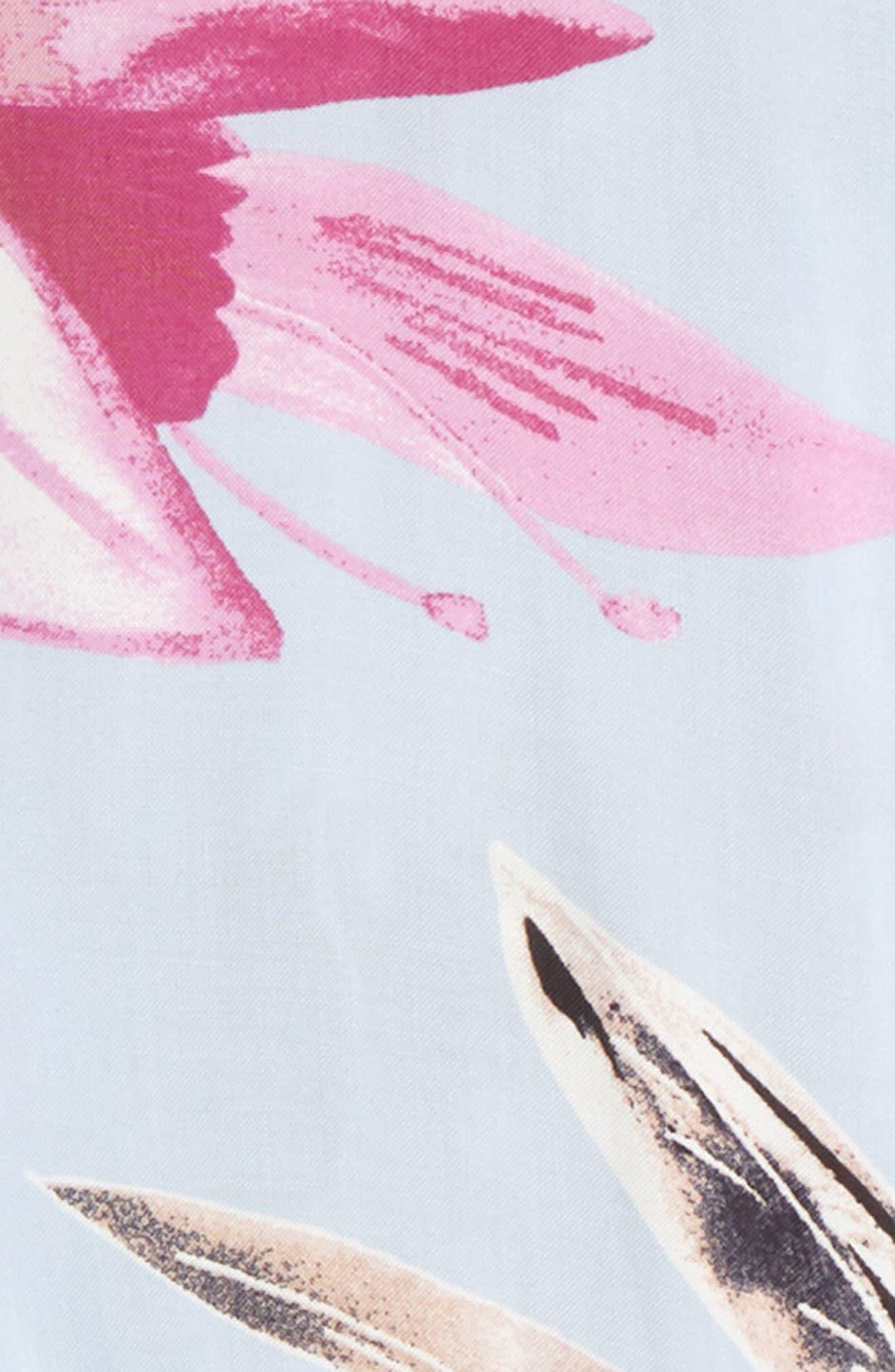 Cheryl Floral Romper,                             Alternate thumbnail 2, color,                             Horizon