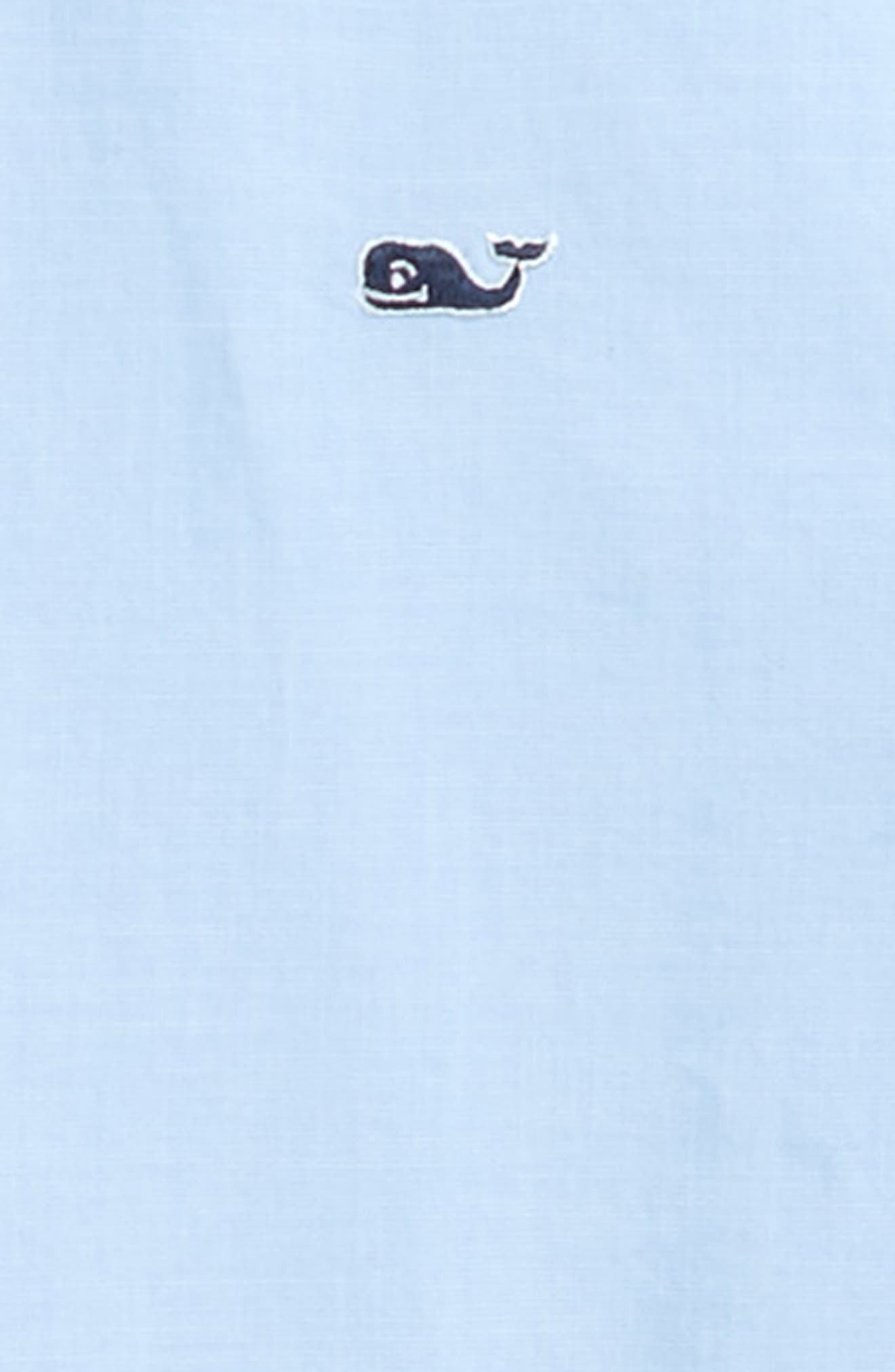 Whale Woven Shirt,                             Alternate thumbnail 2, color,                             Ocean Breeze