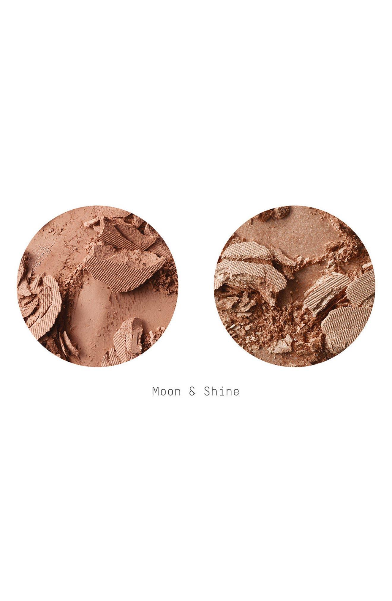 MAC Padma Lakshmi Powder Blush Duo,                             Alternate thumbnail 3, color,                             Moon & Shine