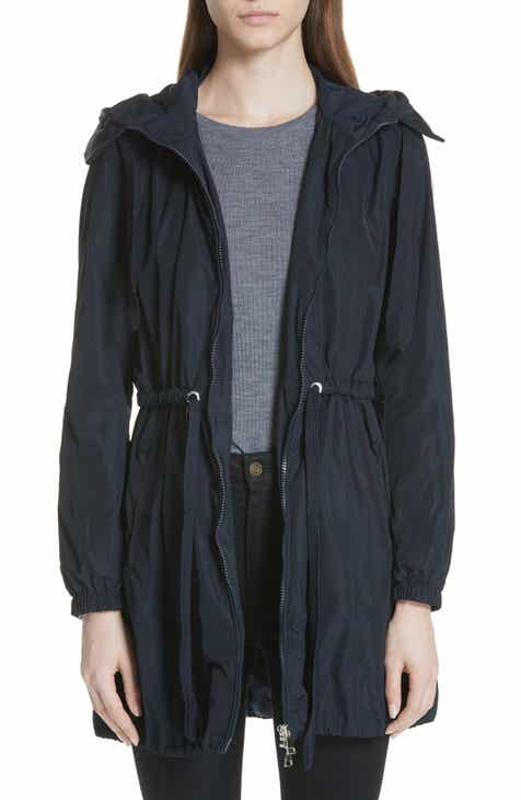 bac586c23667 Moncler Topaze Water Resistant Hooded Jacket